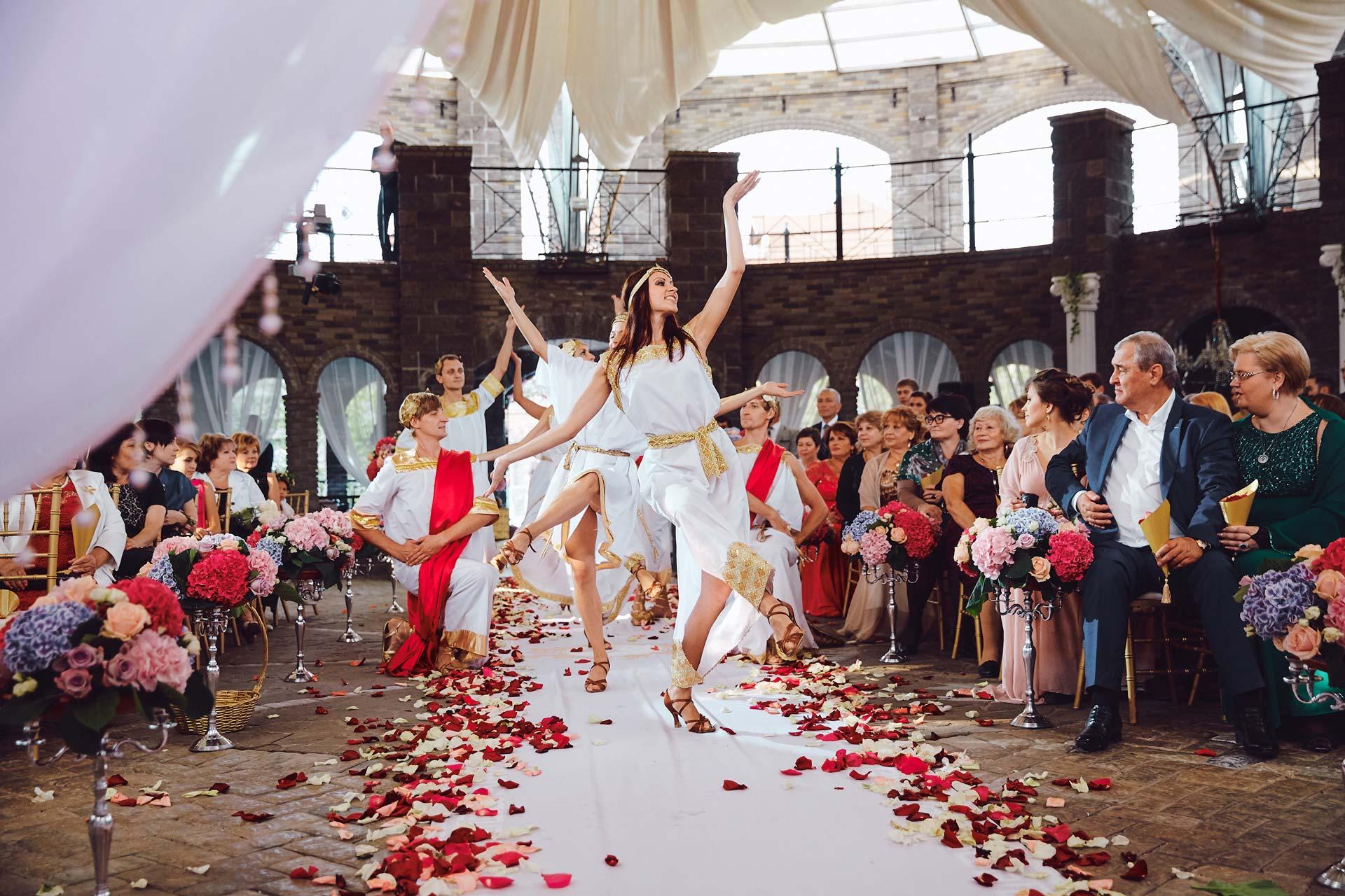 Мифология и национальные традиции. Свадьба Александра и Татьяны фото 14