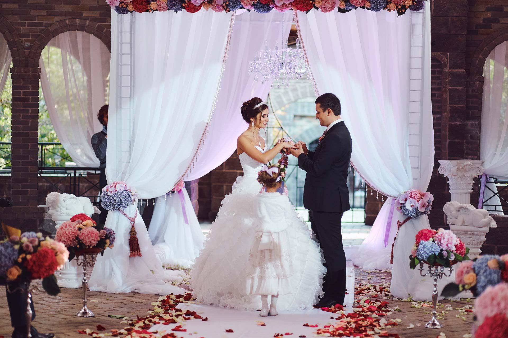 Мифология и национальные традиции. Свадьба Александра и Татьяны фото 15
