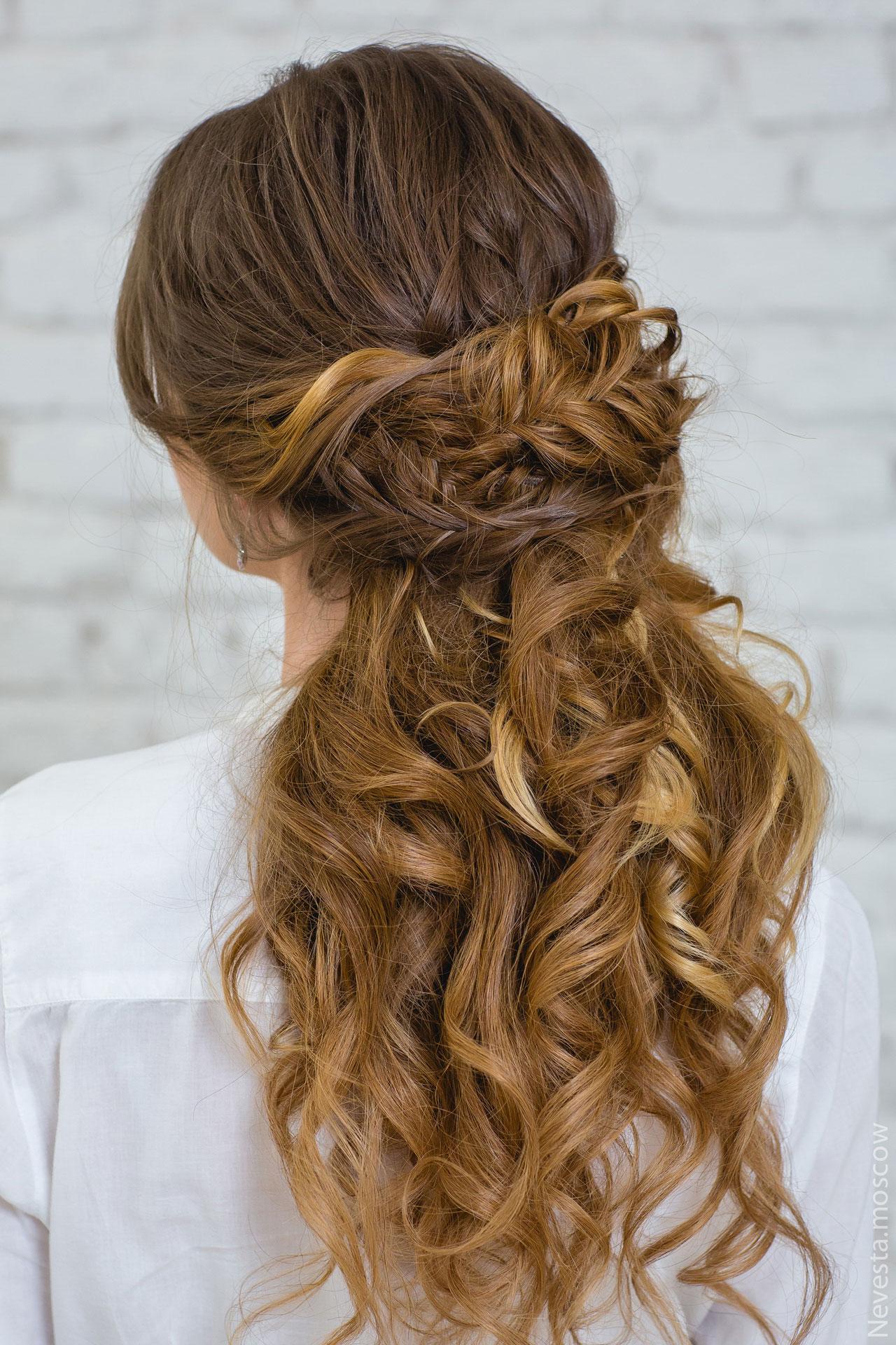 макияж для невесты свадебный образ фото 6