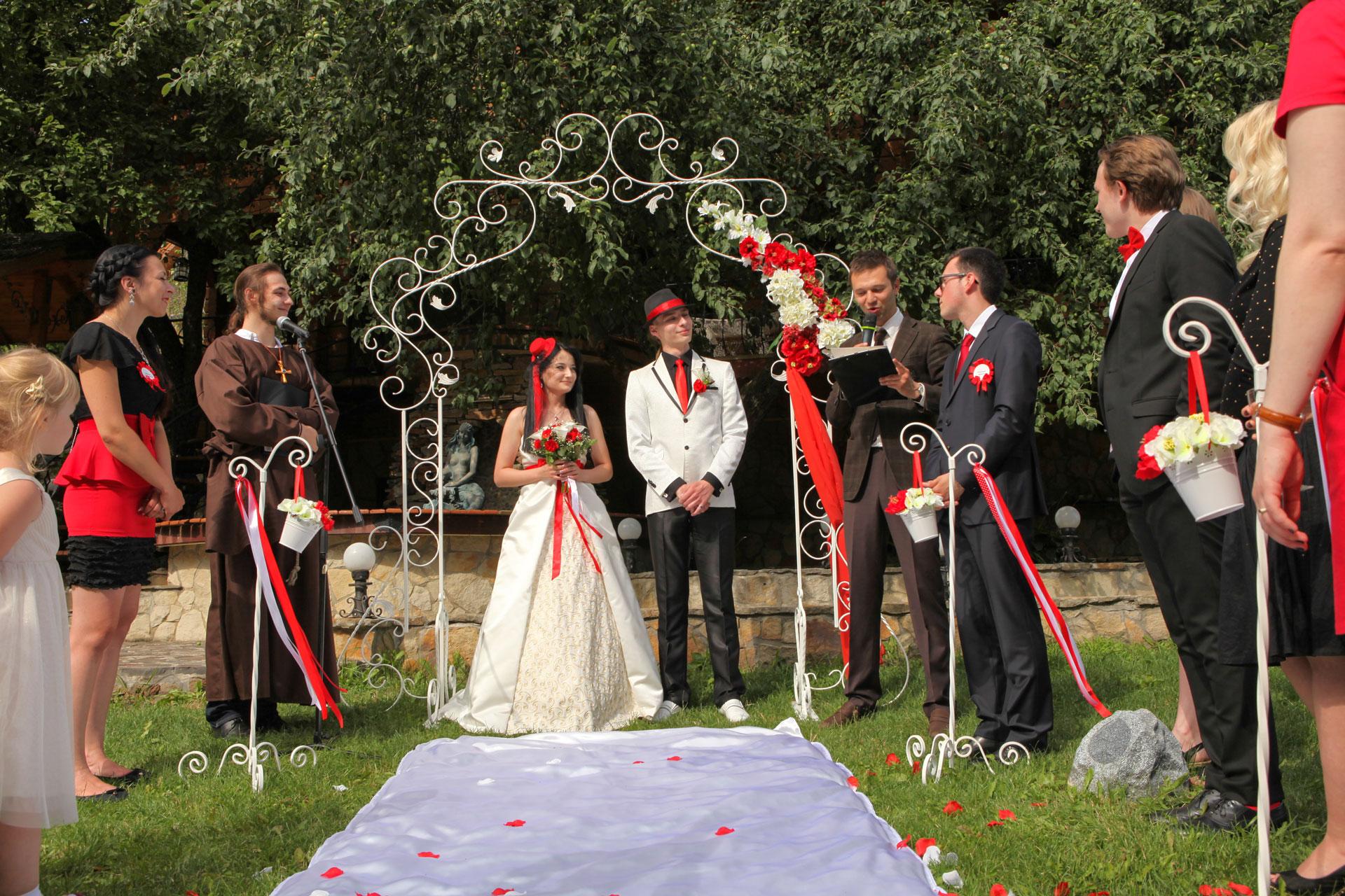Вау-эффект: ведущие церемонии фото 1
