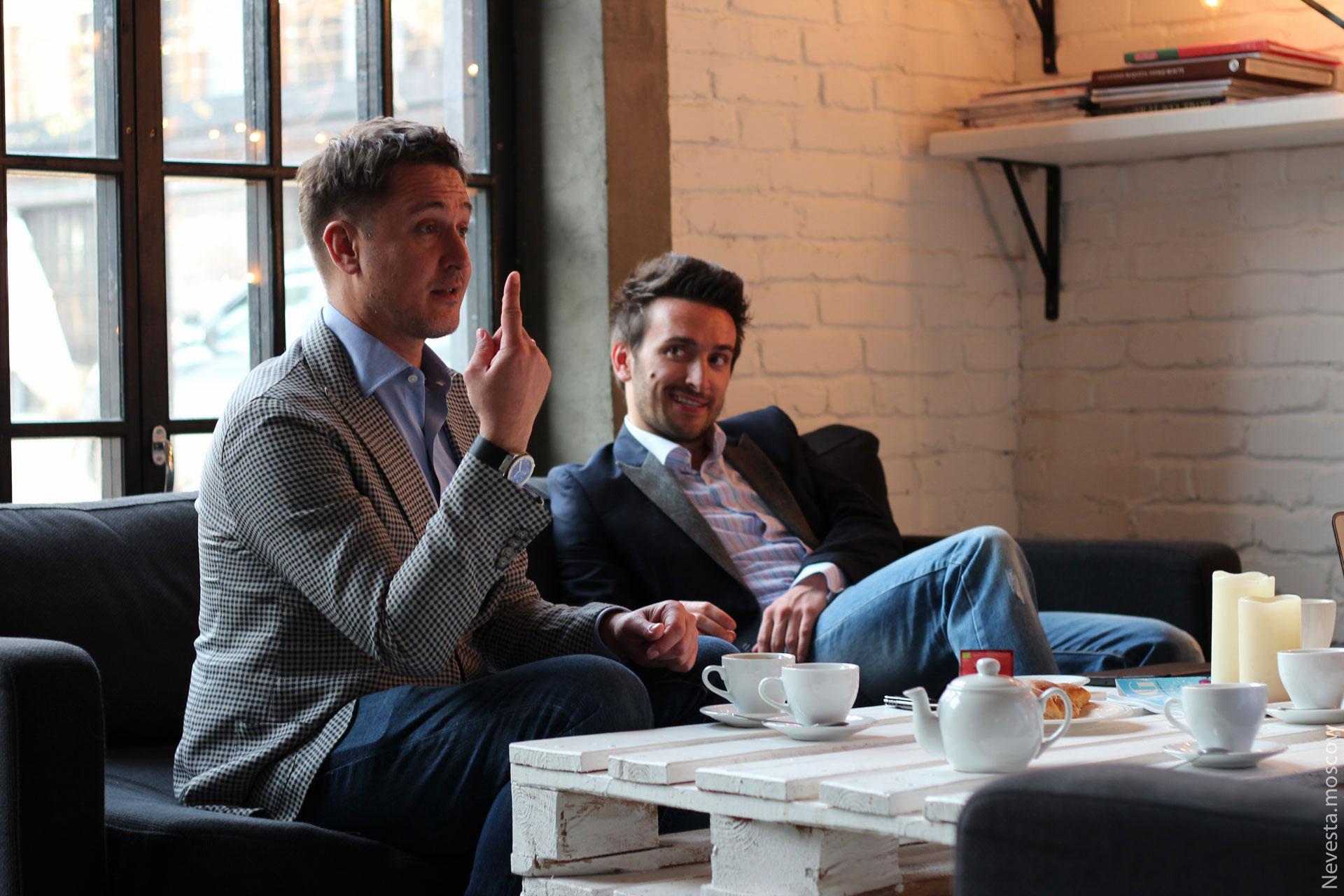 WeDoAgency: чаепитие с Егором Пироговым и Максимом Маркевичем фото 6
