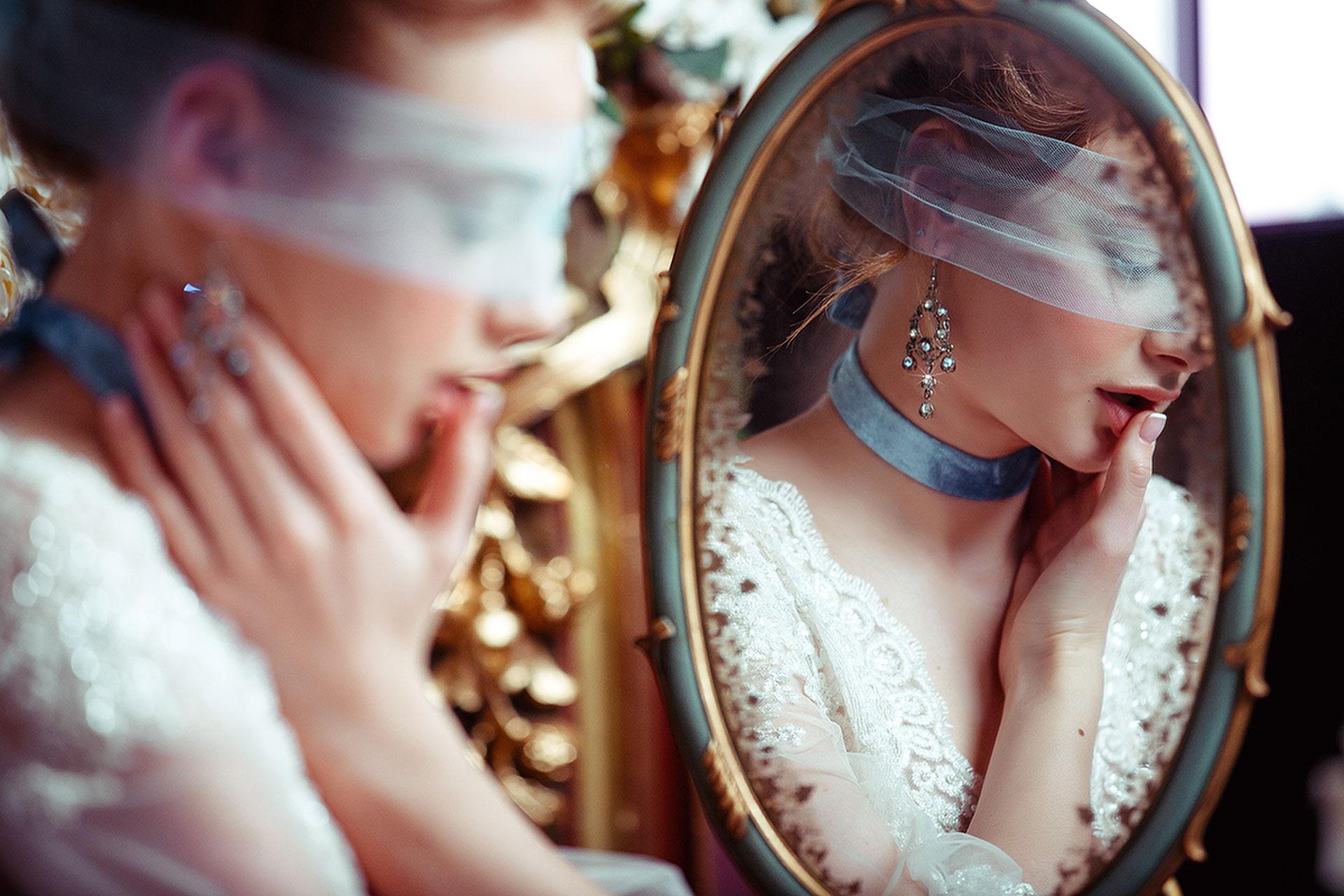 Мария-Антуанетта образ невесты фото 3
