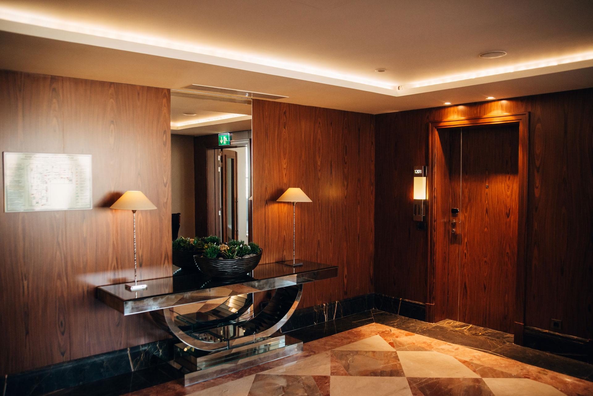 Intercontinental Moscow Tverskaya отель фото 9