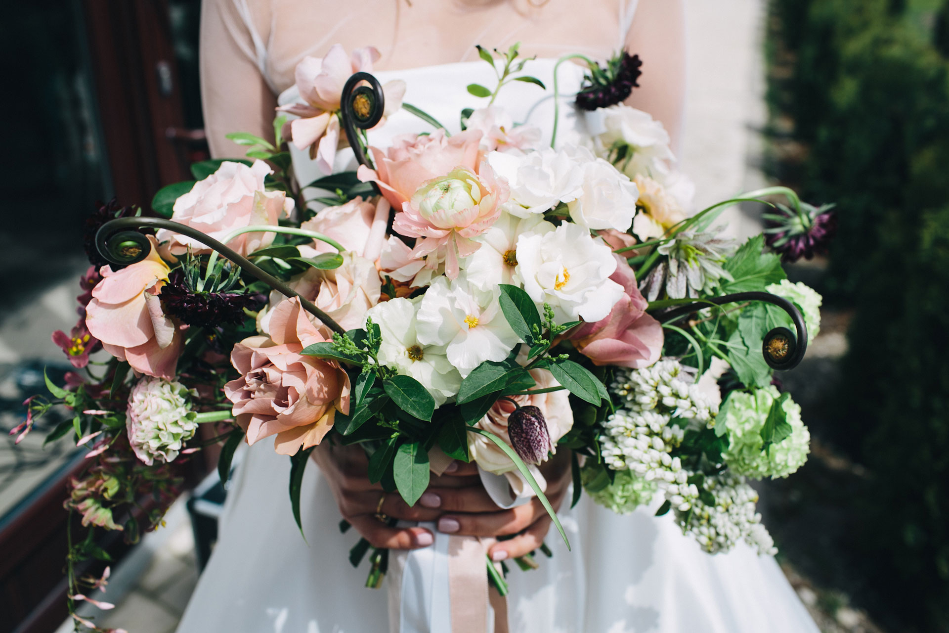 Flowerbazar: Интервью с невестой фото 4