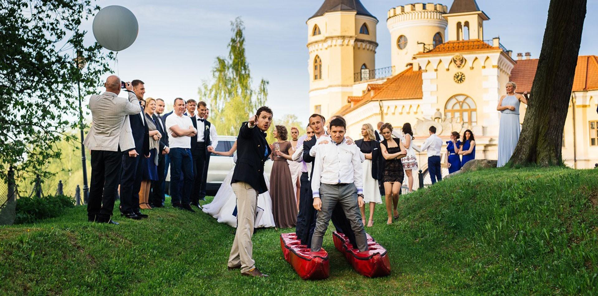 Зимняя сказка. Свадьба Дмитрия Малышко и Екатерины Тихоновой фото 14