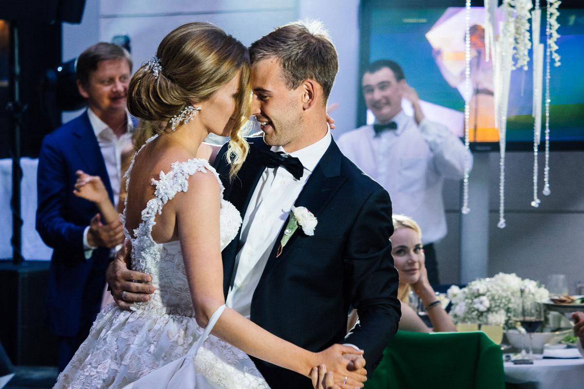 Зимняя сказка. Свадьба Дмитрия Малышко и Екатерины Тихоновой фото 18