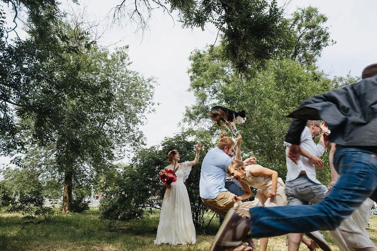свадебная фотосессия с животными фото 14