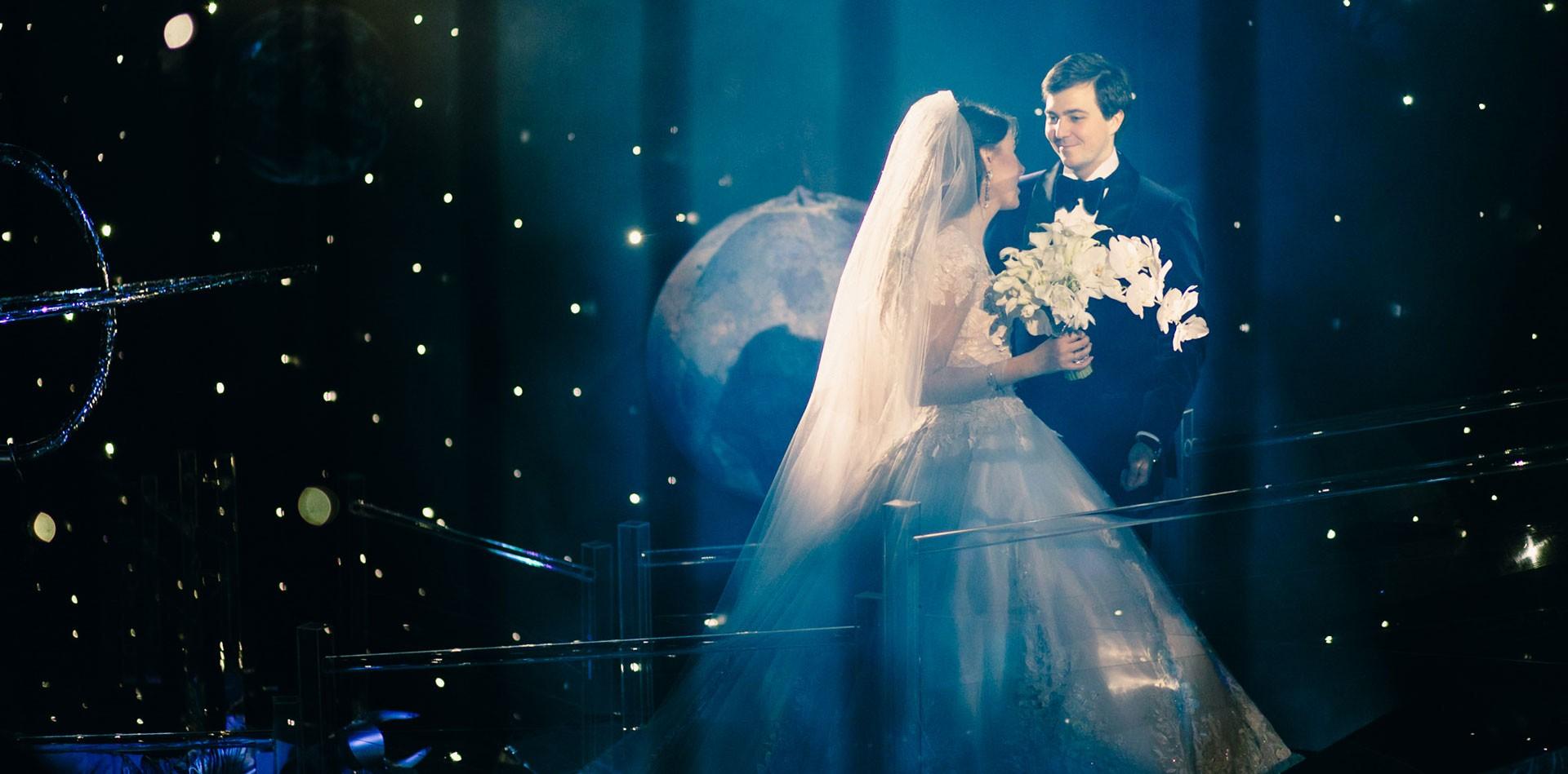 Рождение Вселенной. Свадьба Алины и Павла фото 1