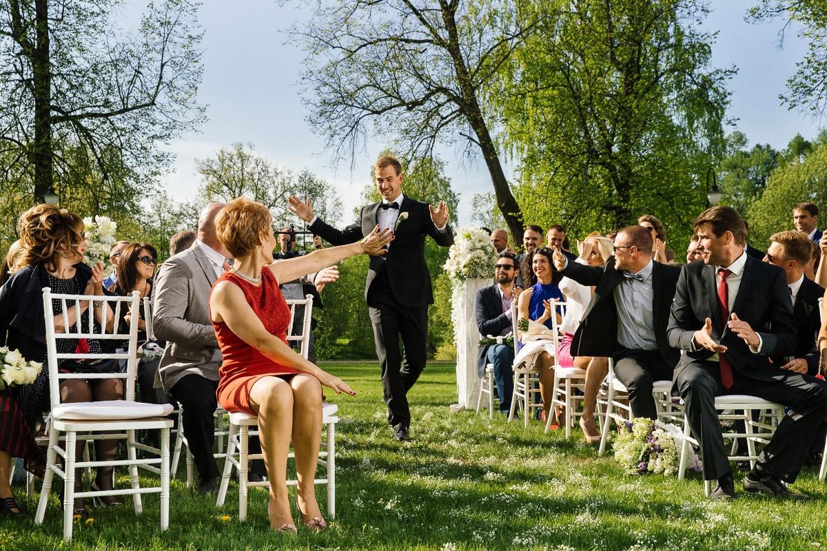 Зимняя сказка. Свадьба Дмитрия Малышко и Екатерины Тихоновой фото 9