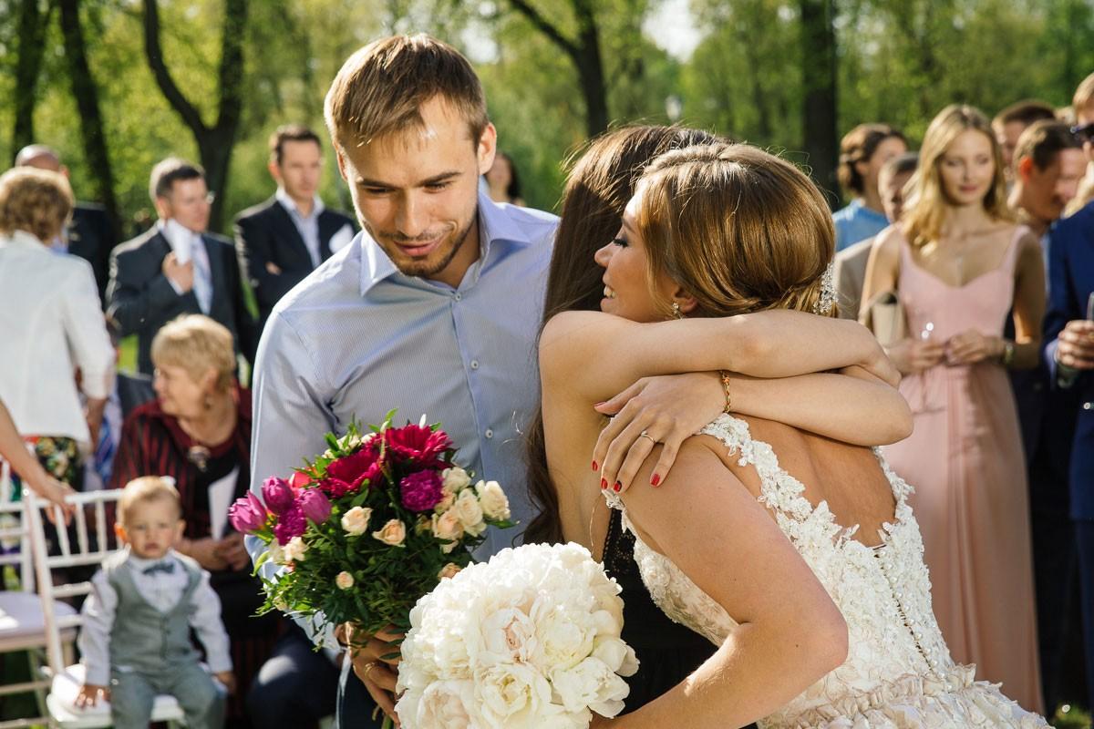 Зимняя сказка. Свадьба Дмитрия Малышко и Екатерины Тихоновой фото 12