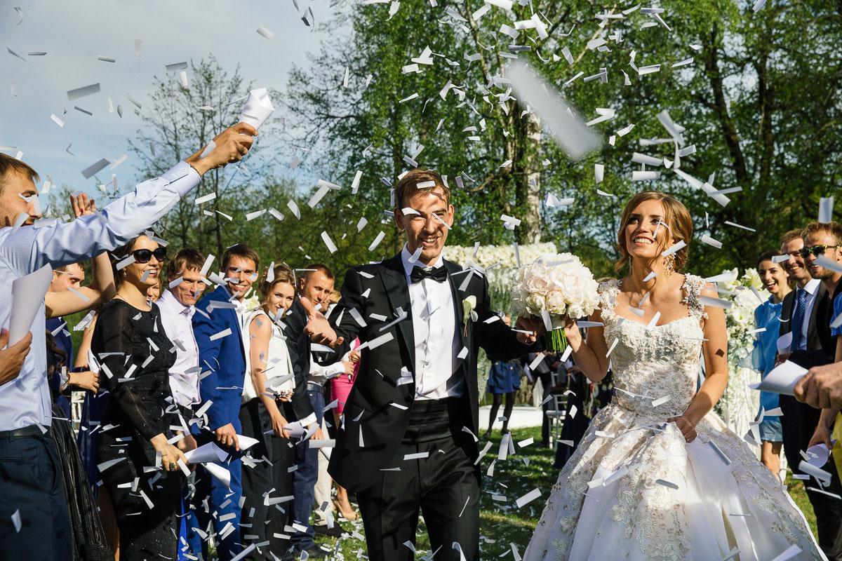 Зимняя сказка. Свадьба Дмитрия Малышко и Екатерины Тихоновой фото 13