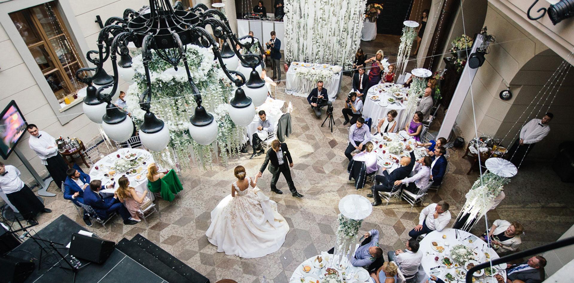 Зимняя сказка. Свадьба Дмитрия Малышко и Екатерины Тихоновой фото 17