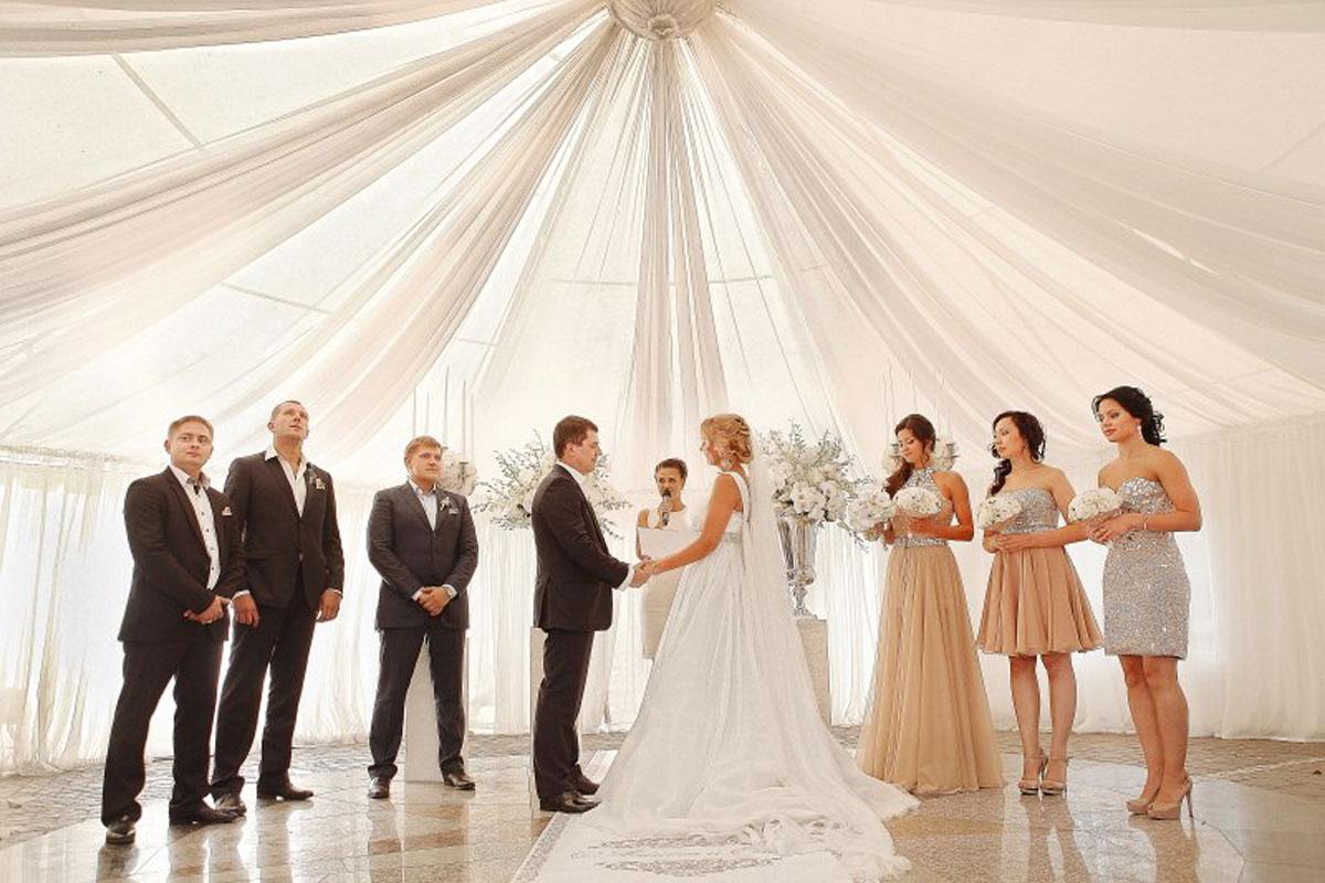 Агентство «Свадебная церемония»: свадьбы в Новосибирске, фото 6