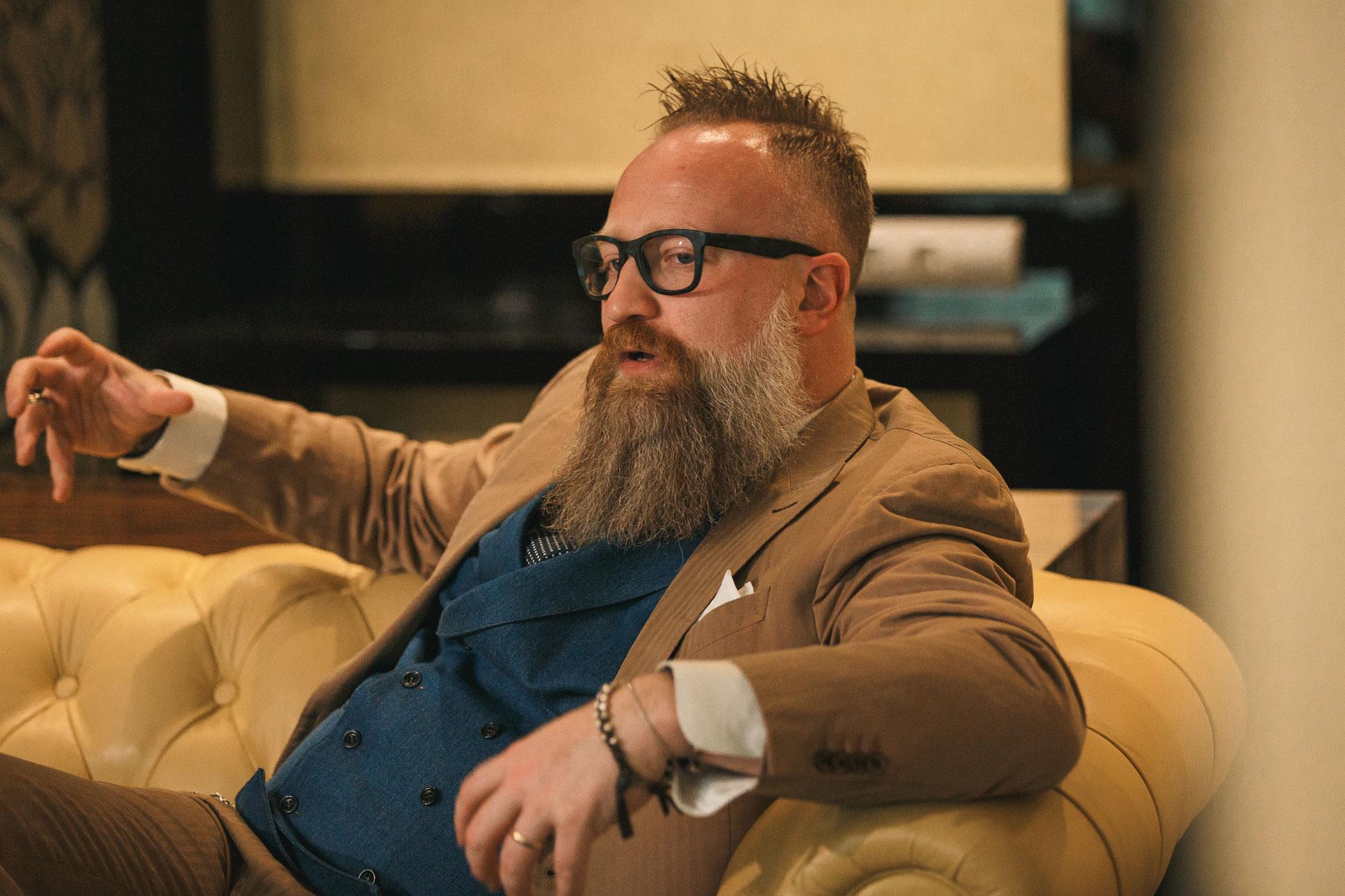 Дизайнер Андреа Падован: главный секрет итальянского костюма фото 13