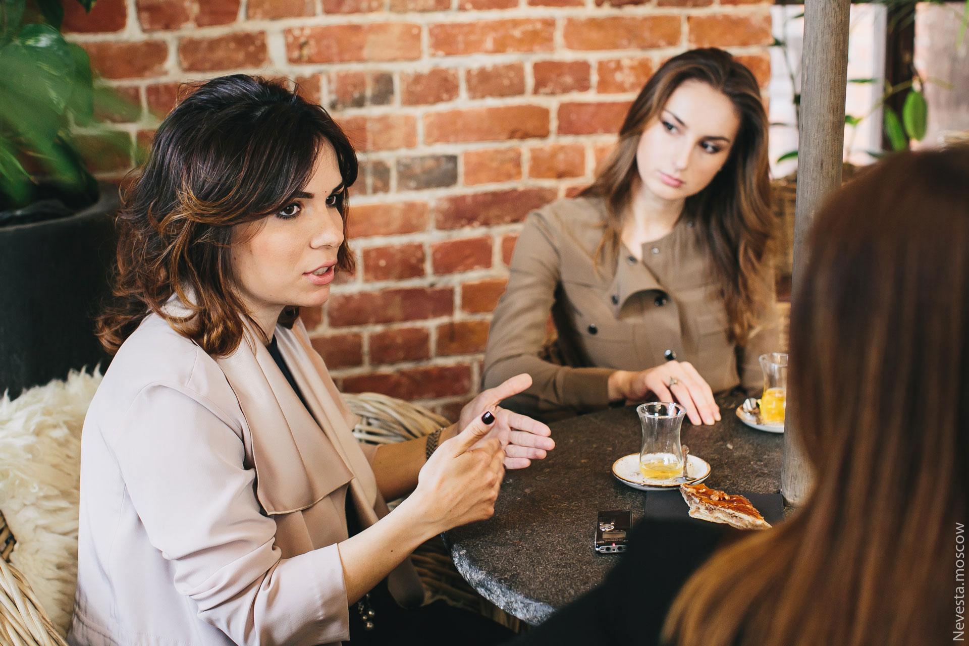 WeDoAgency: чаепитие с Евгенией Беспалой фото 2