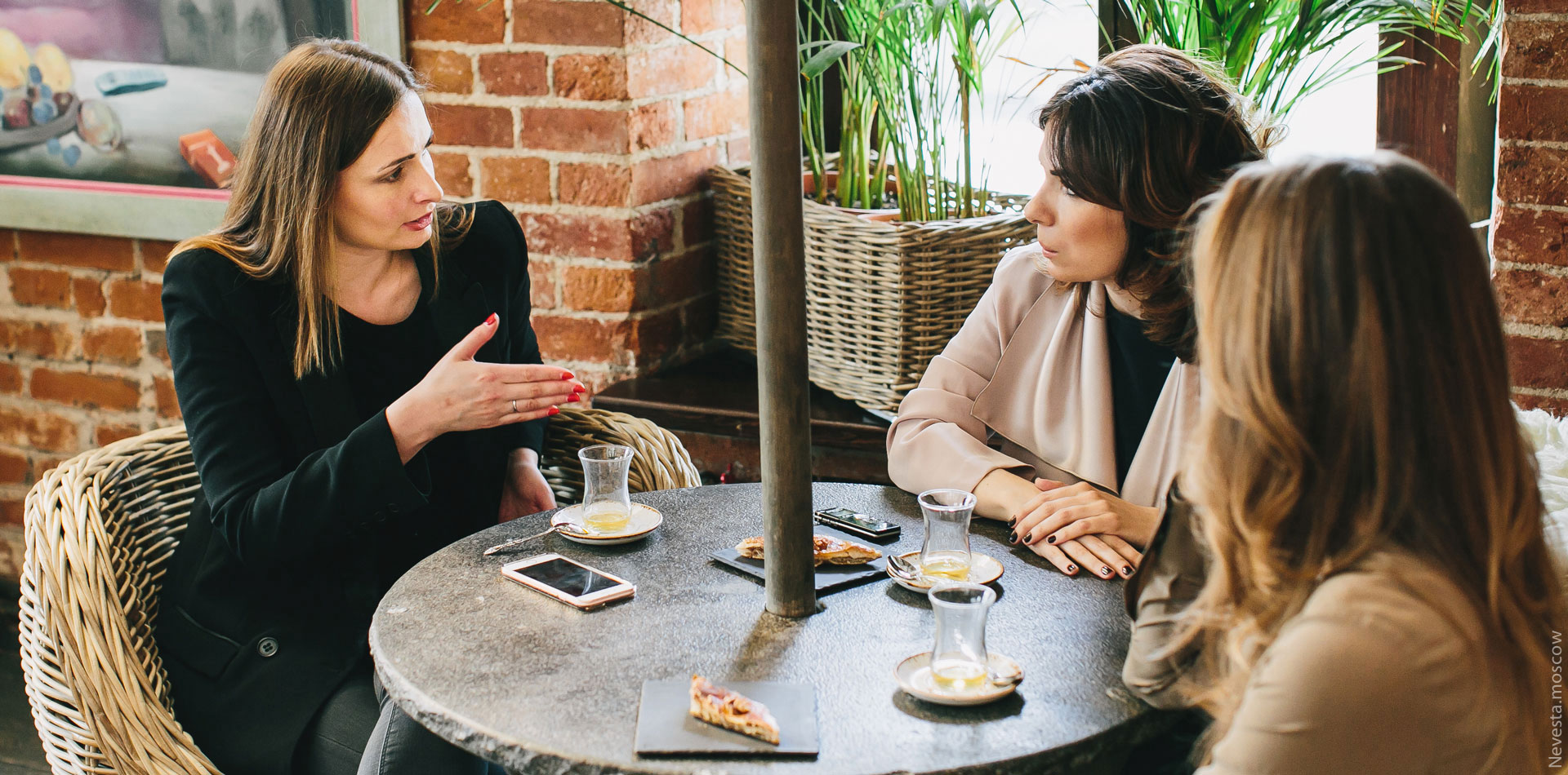 WeDoAgency: чаепитие с Евгенией Беспалой фото 3