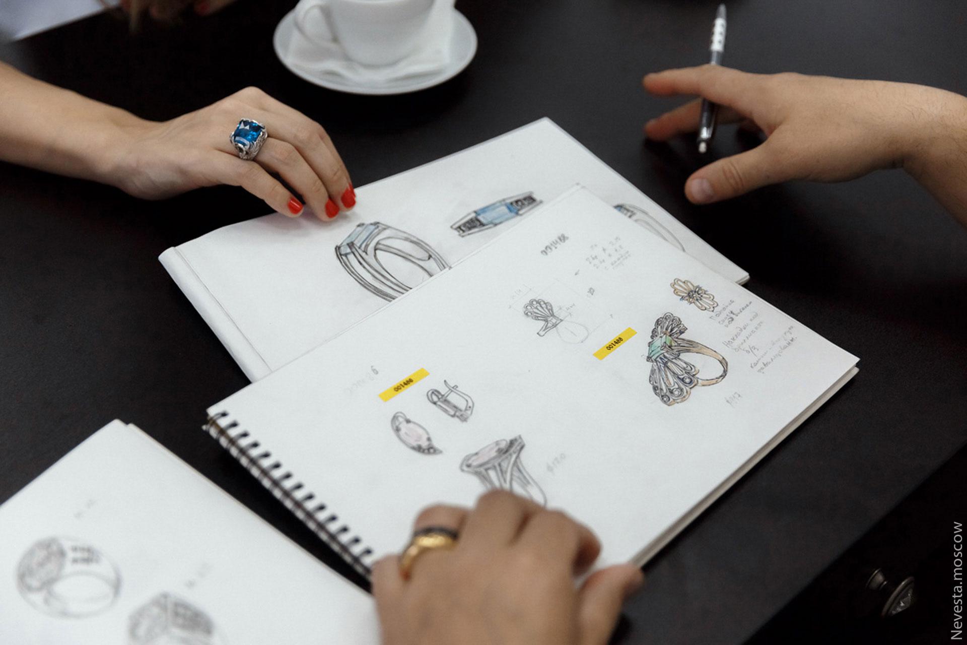 Корнелия Манго заказывает необычные обручальные кольца фото 5