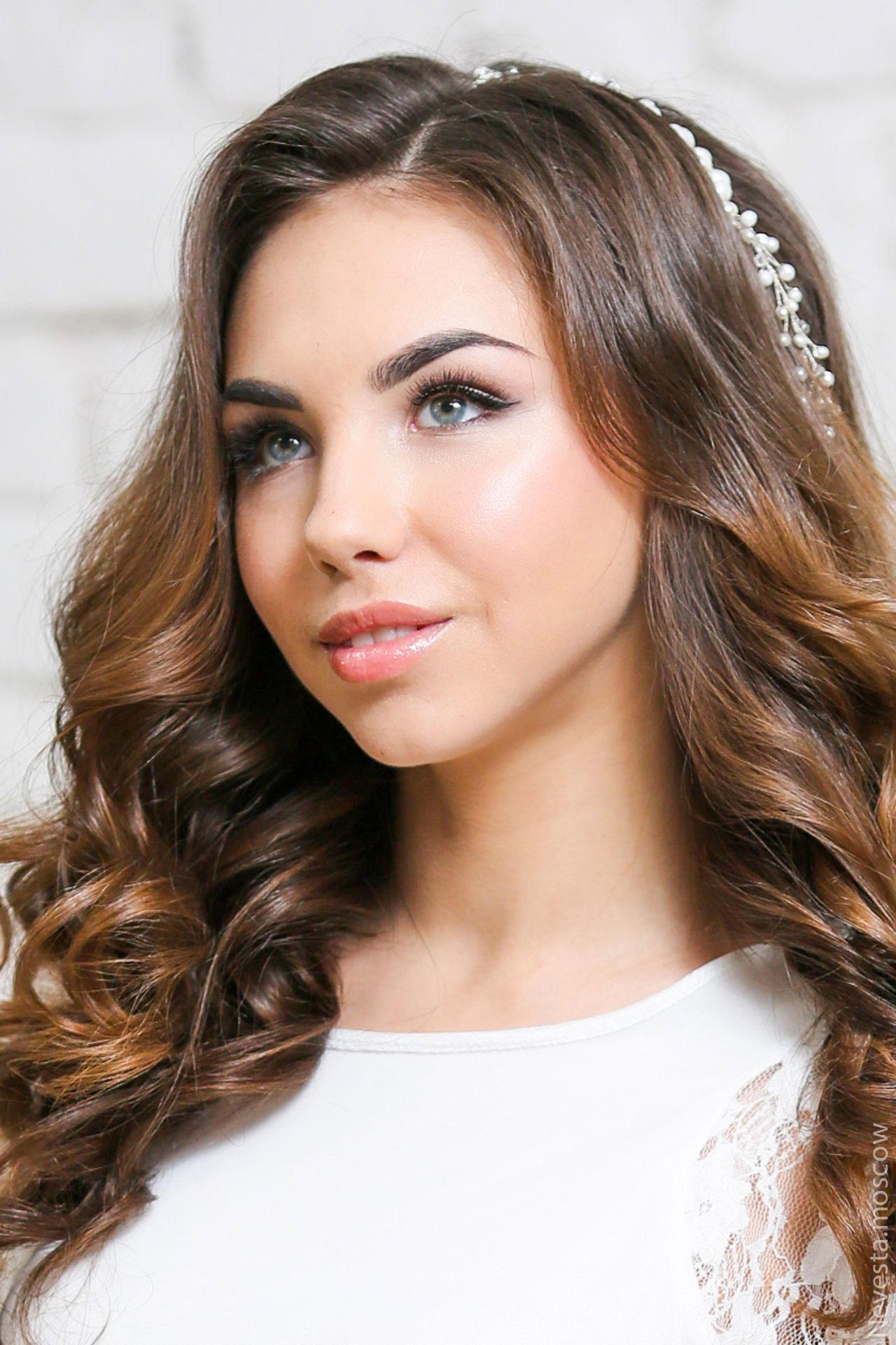 макияж невесты фото 1