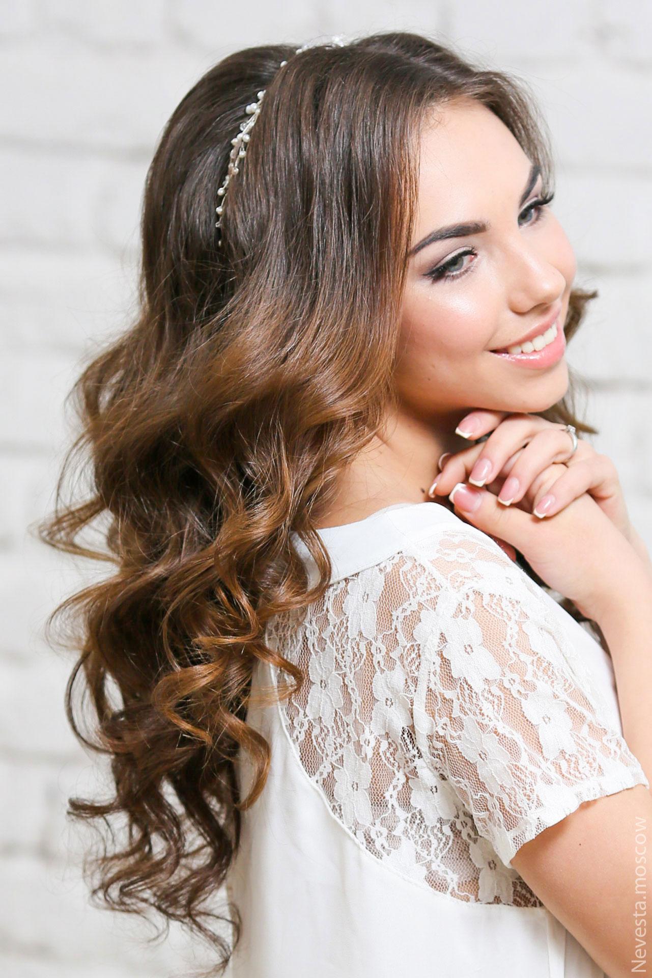 макияж невесты фото 2