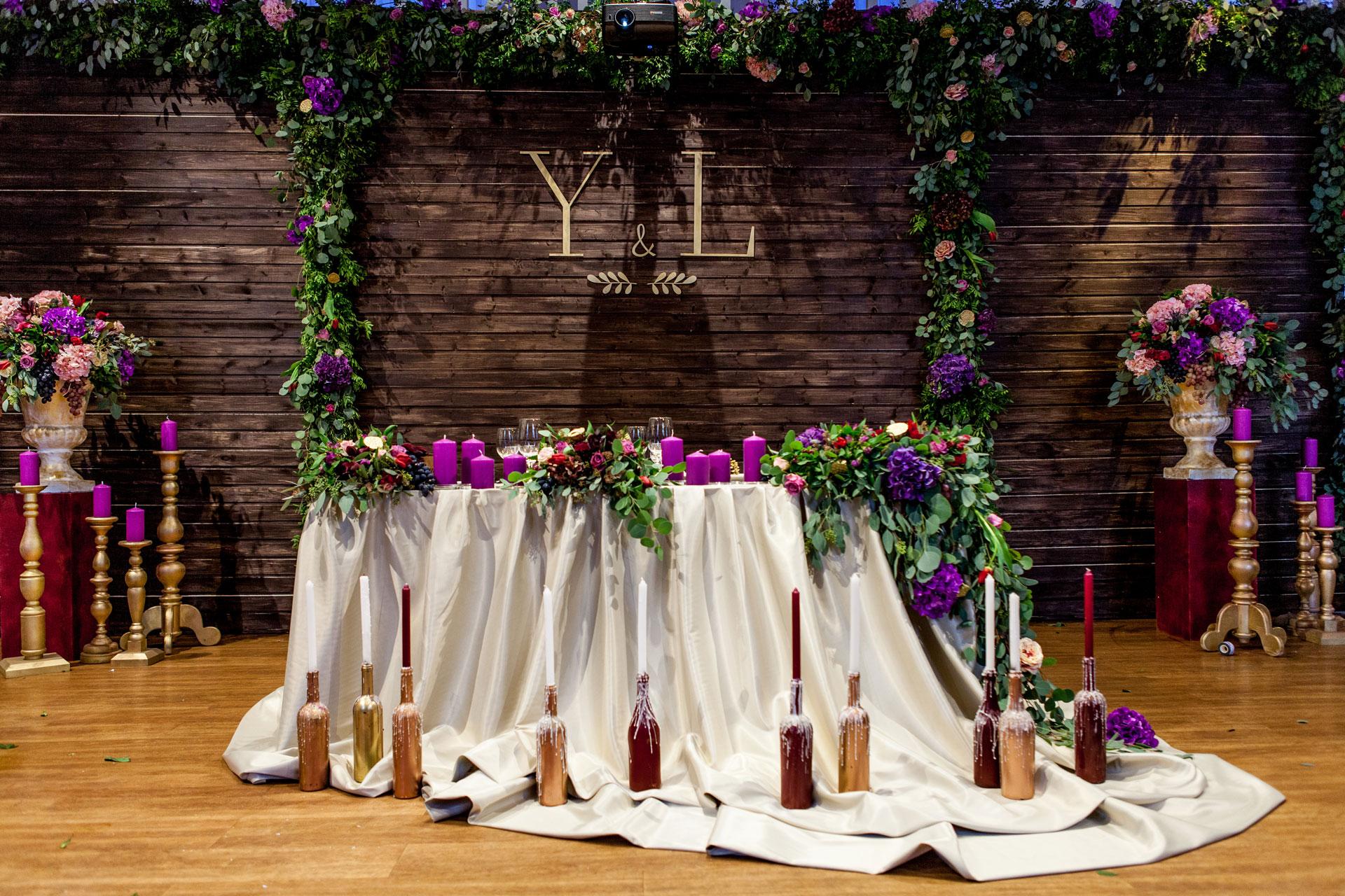 Студия организации и декора WHITE: свадьбы в Красноярске фото 7