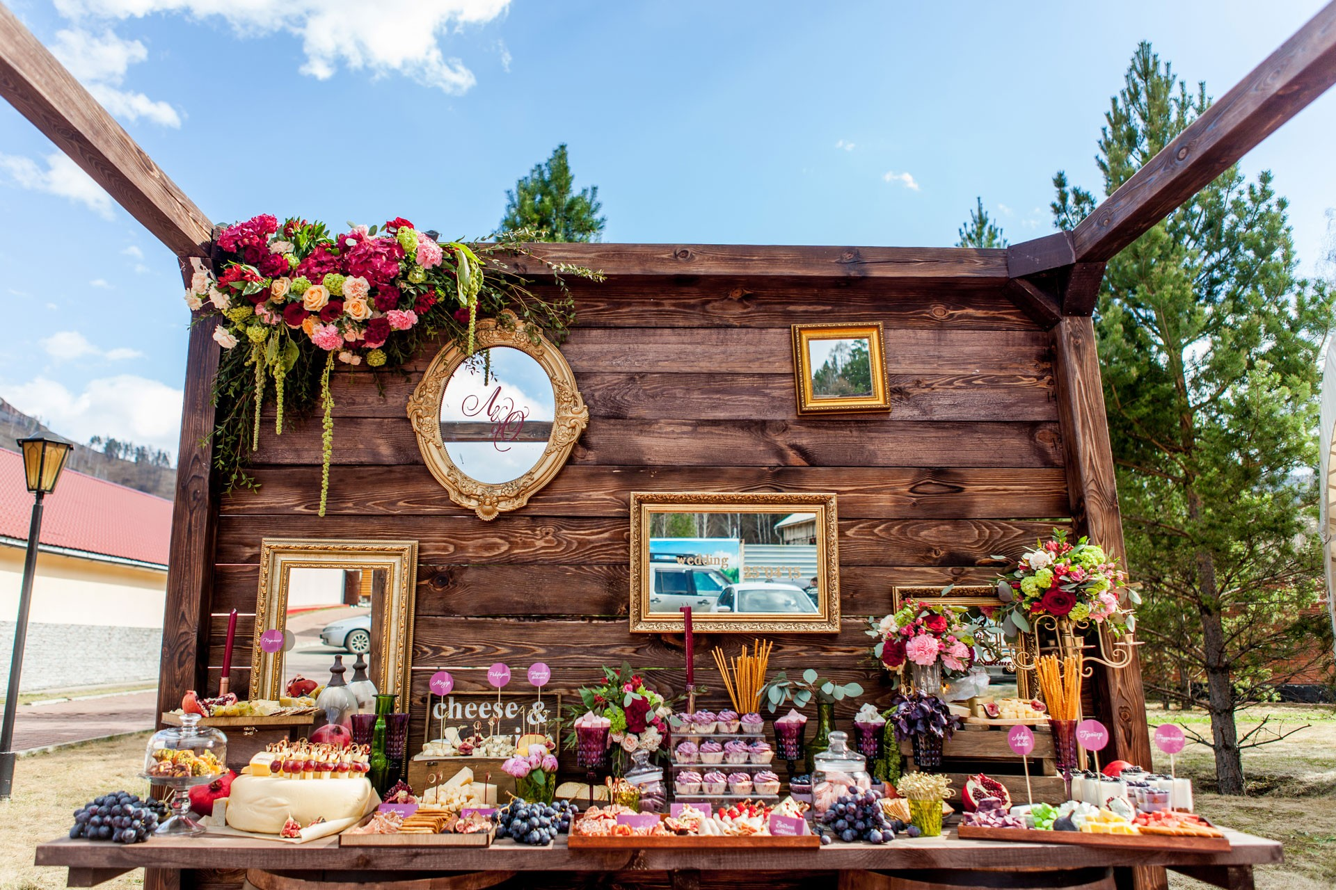 Студия организации и декора WHITE: свадьбы в Красноярске фото 8