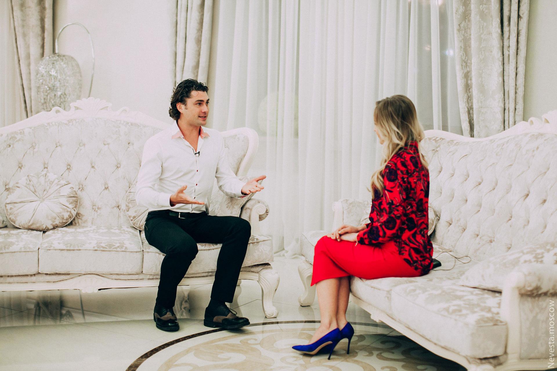 Анна Городжая: разговор с Дмитрием Олениным фото 6