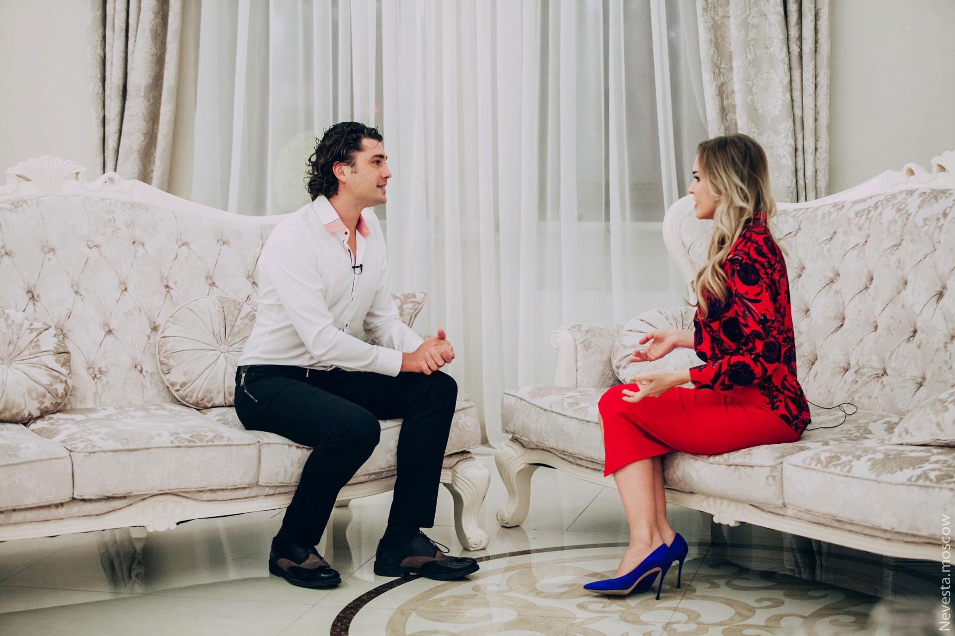 Анна Городжая: разговор с Дмитрием Олениным фото 4