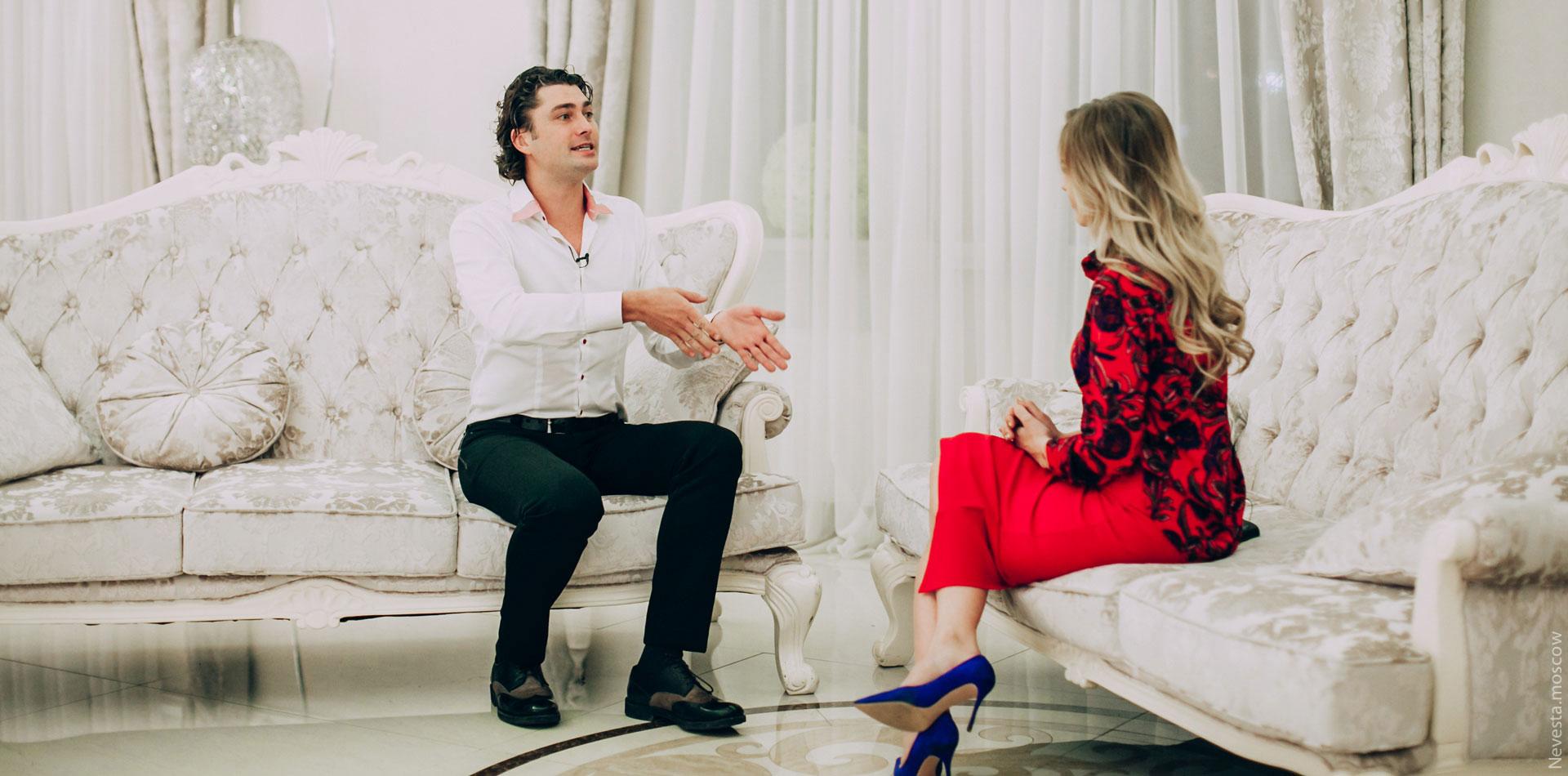 Анна Городжая: разговор с Дмитрием Олениным фото 5
