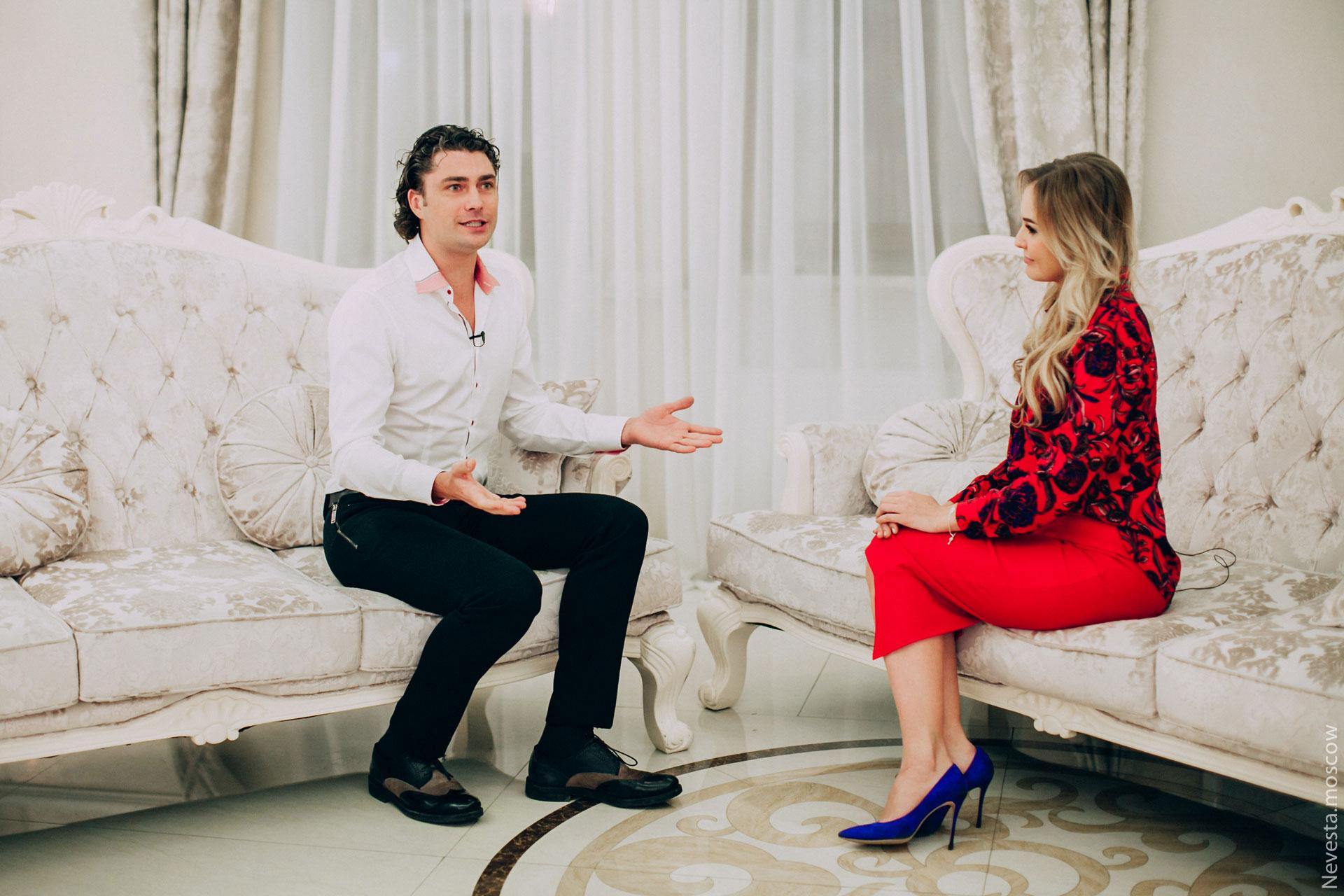 Анна Городжая: разговор с Дмитрием Олениным фото 2