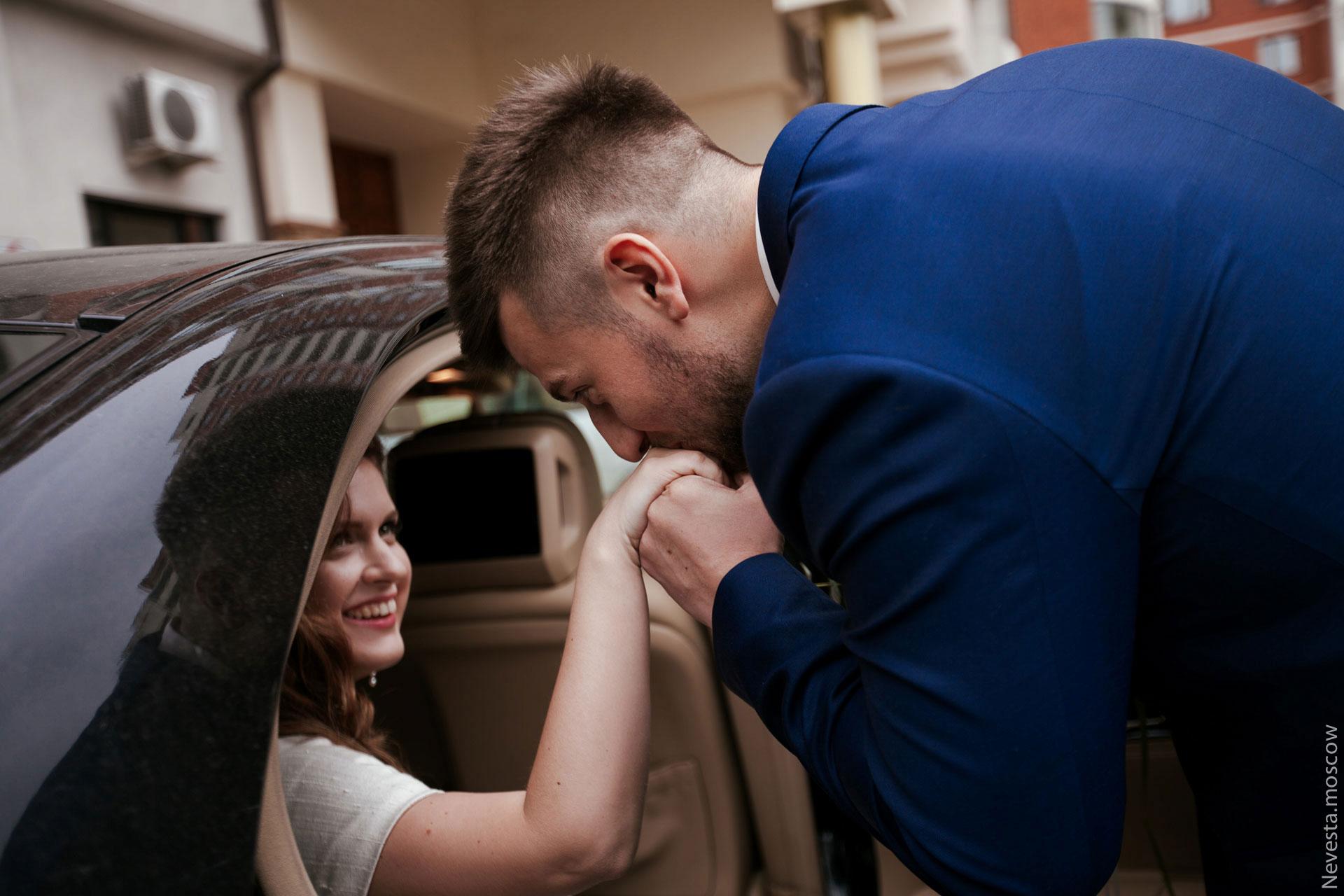 Бабочки. Свадьба Анастасии Денисовой и Богдана  фото 6