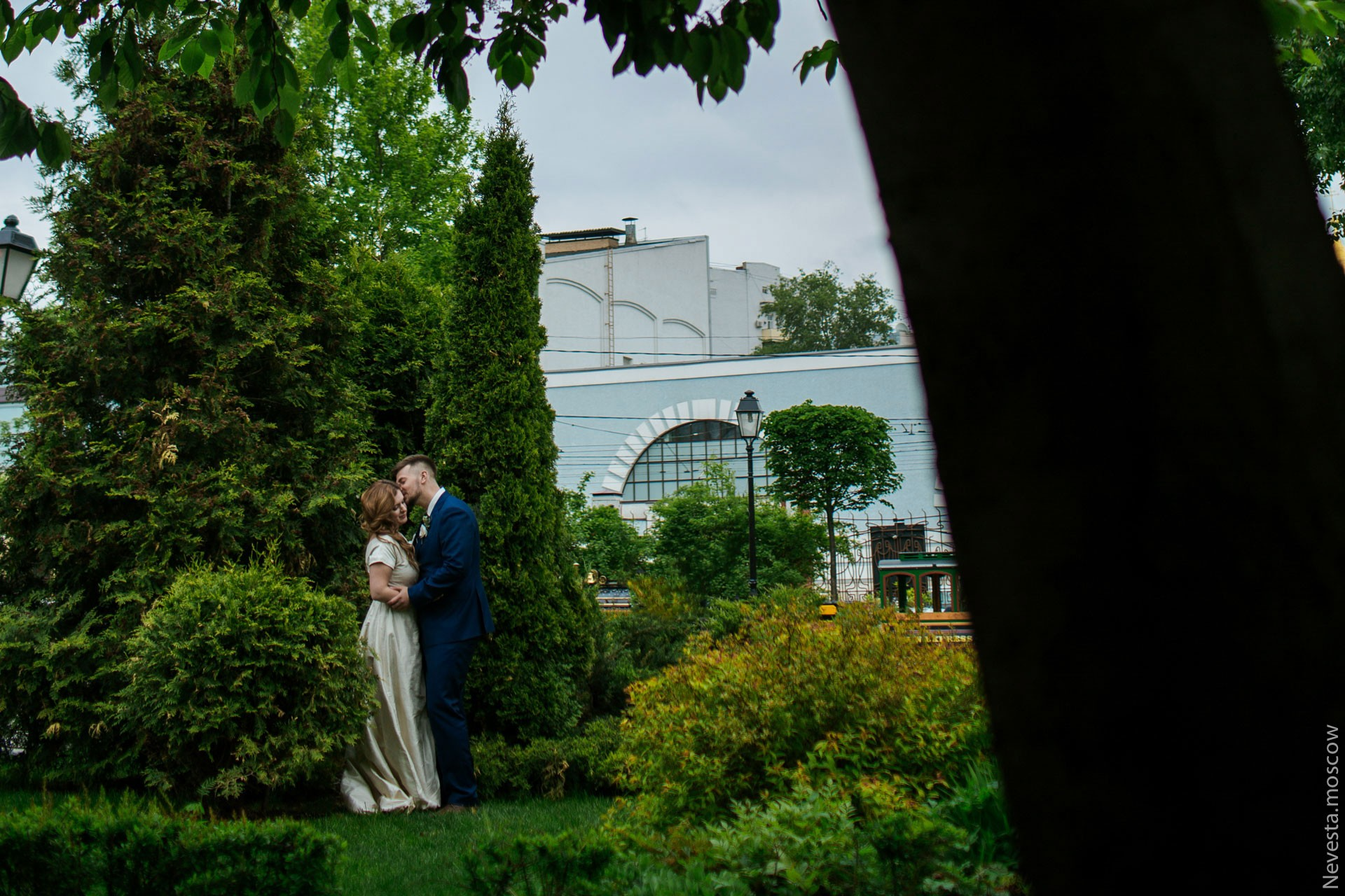 Бабочки. Свадьба Анастасии Денисовой и Богдана  фото 13