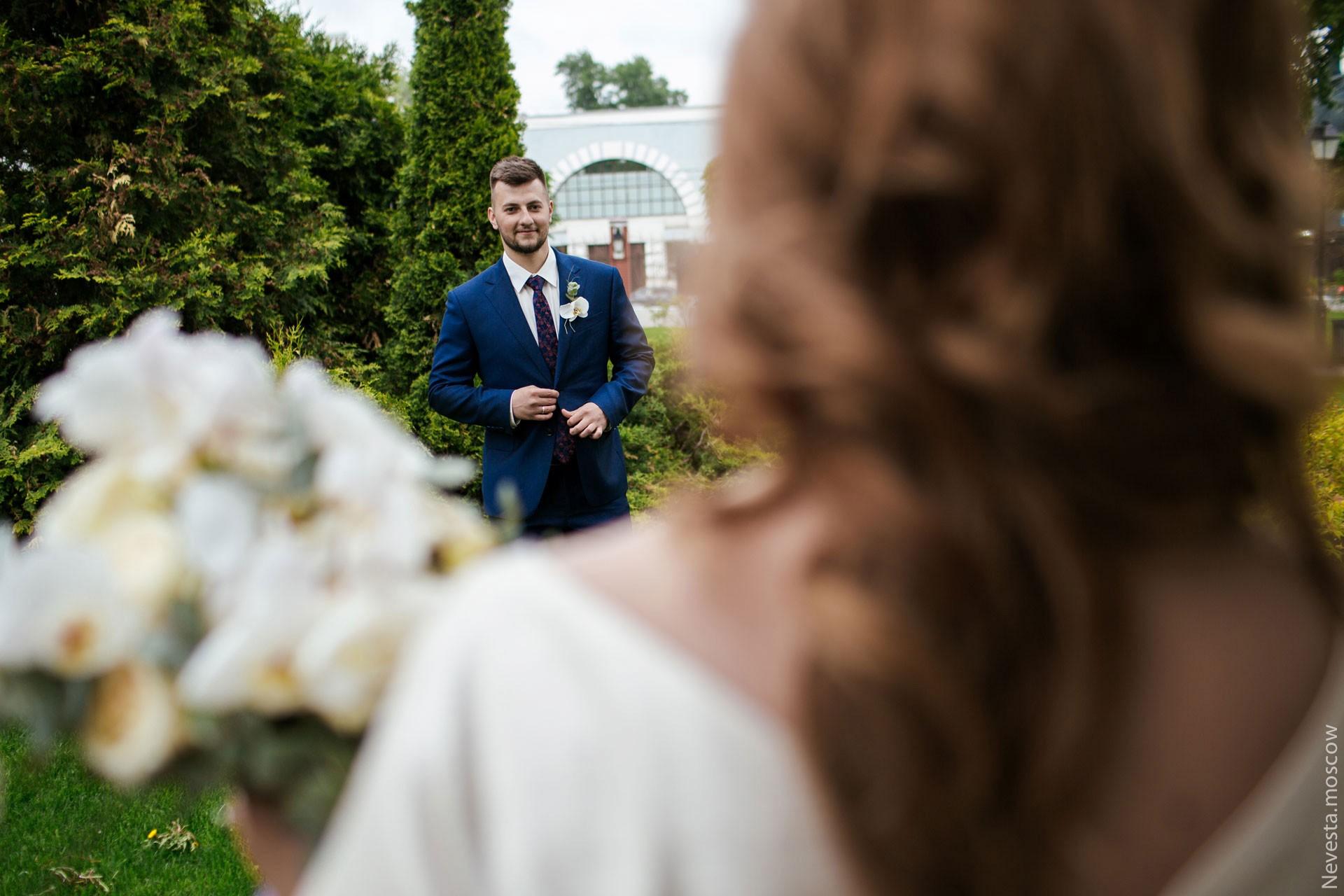 Бабочки. Свадьба Анастасии Денисовой и Богдана  фото 12