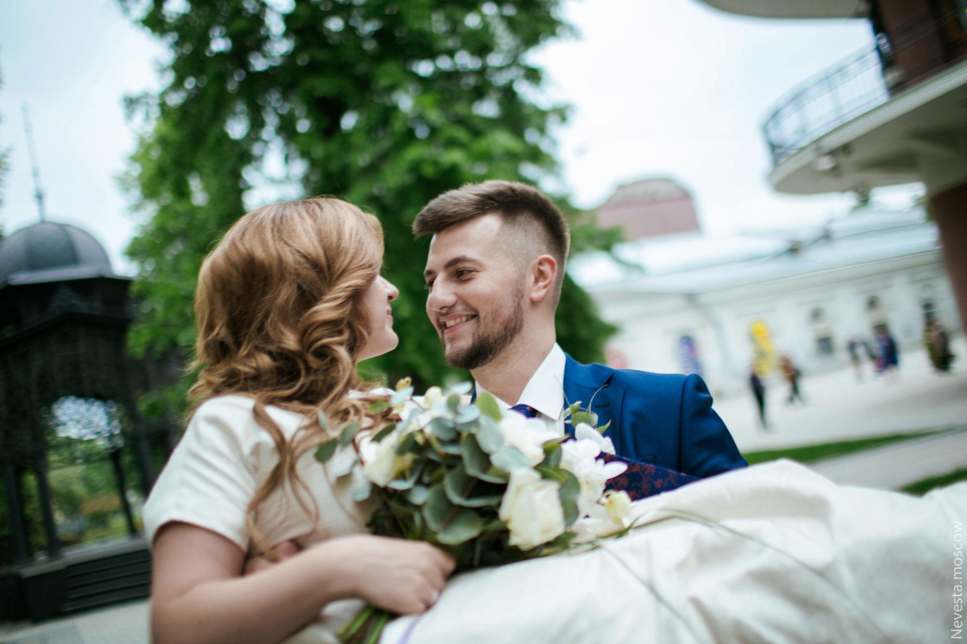 Бабочки. Свадьба Анастасии Денисовой и Богдана  фото 11