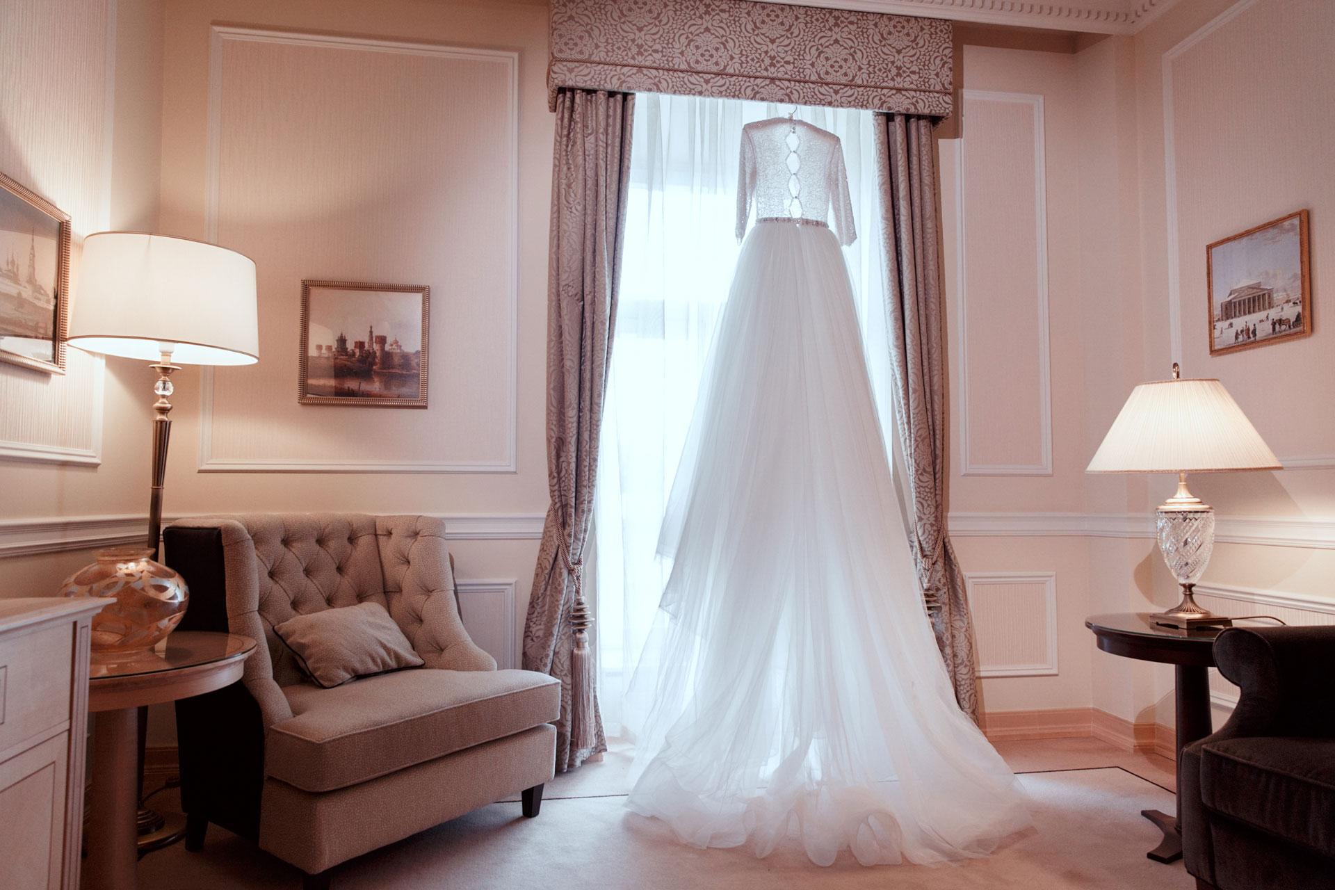 Пионовая свадьба. Свадьба Анны Грачевской и Артема Кузякина фото 13