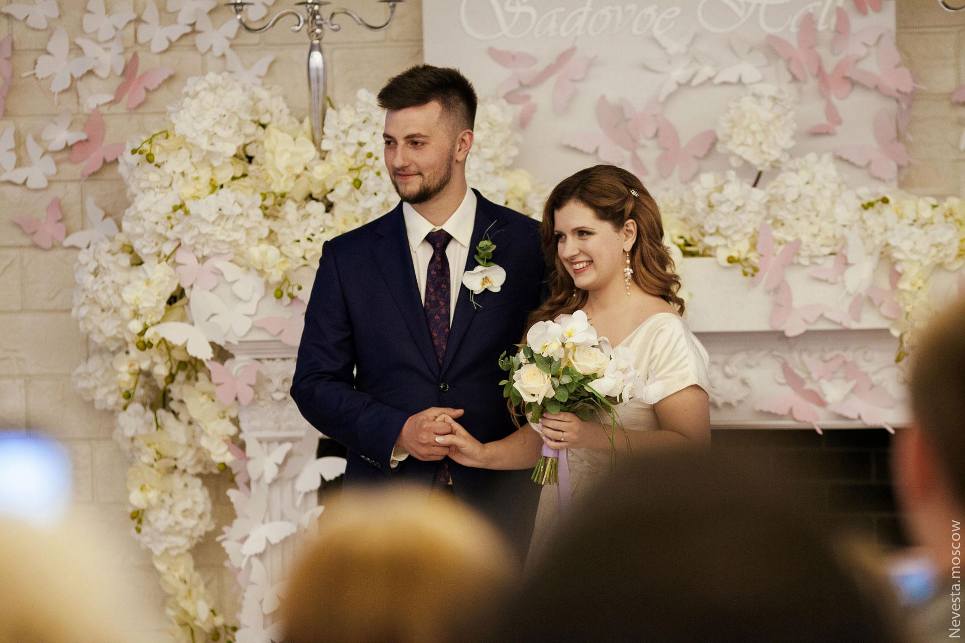Свадьба Анастасии Денисовой и Богдана  фото 18