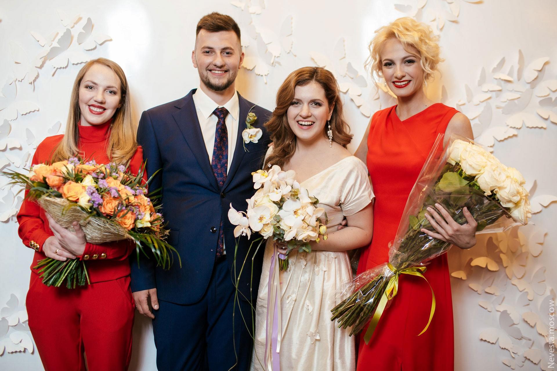 Свадьба Анастасии Денисовой и Богдана  фото 20
