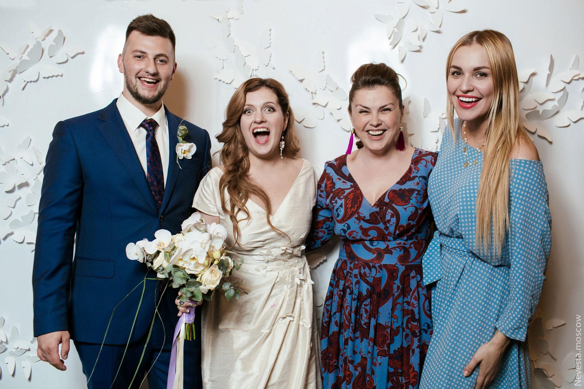 Свадьба Анастасии Денисовой и Богдана  фото 21