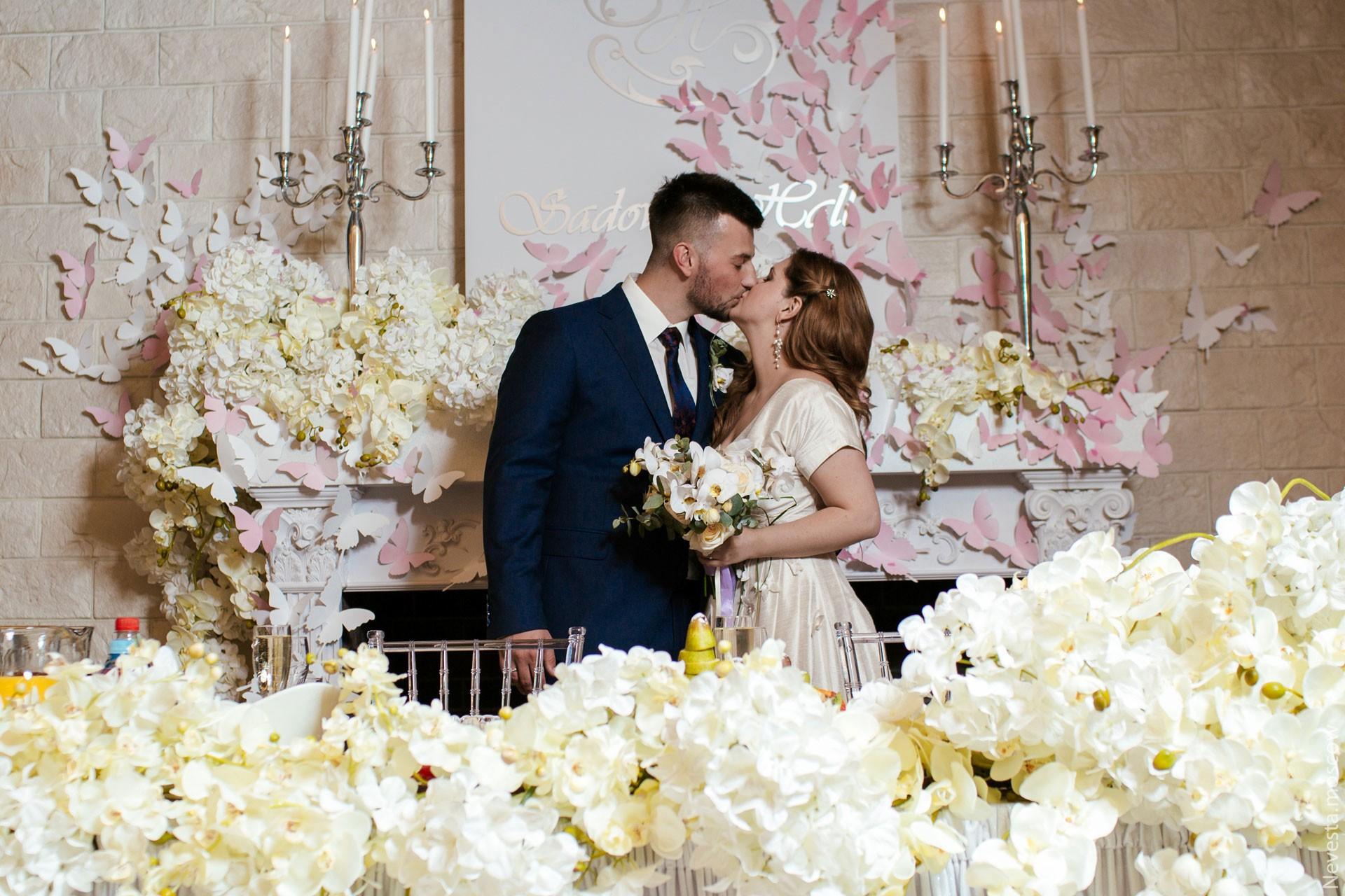 Свадьба Анастасии Денисовой и Богдана  фото 22