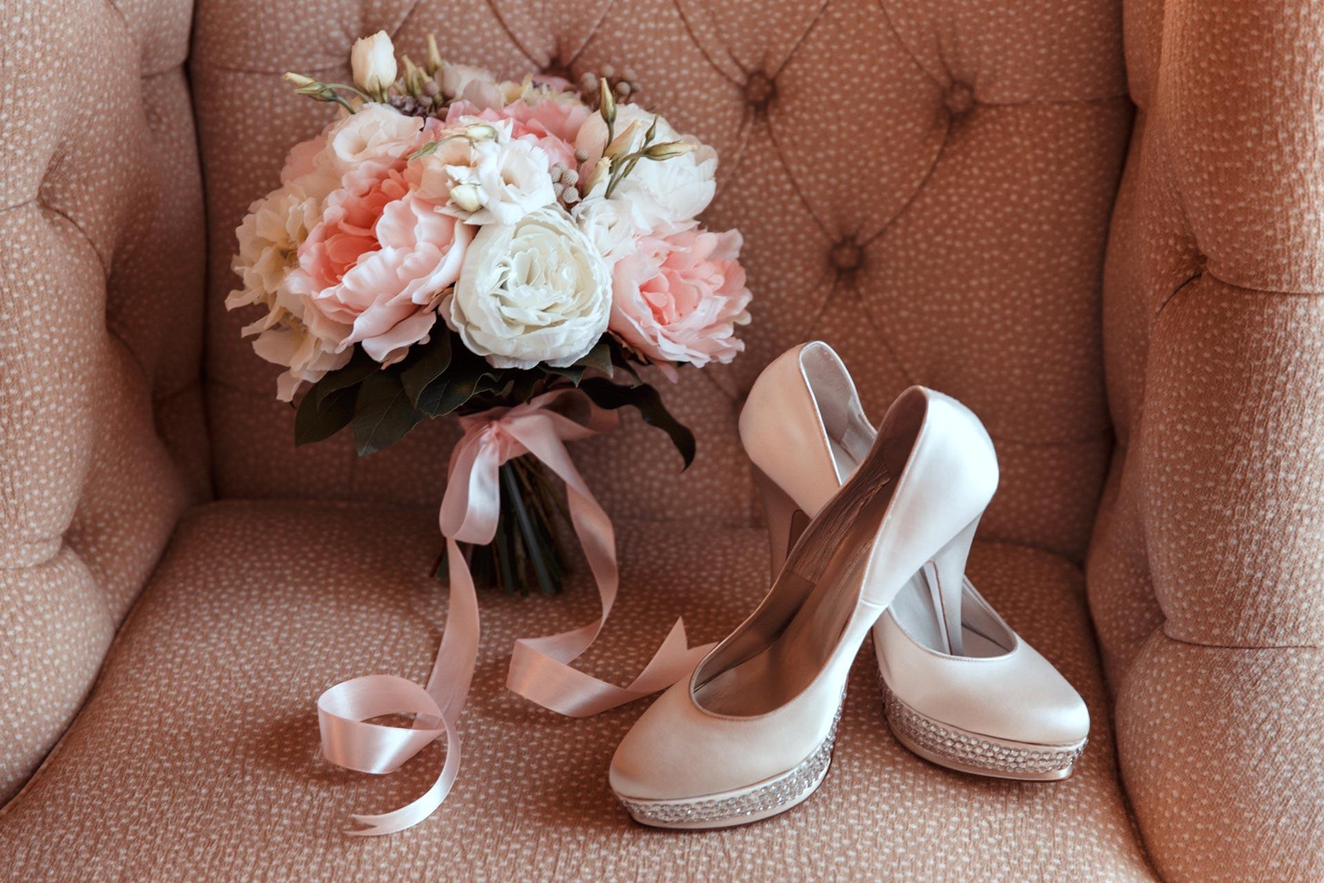 Пионовая свадьба. Свадьба Анны Грачевской и Артема Кузякина фото 14