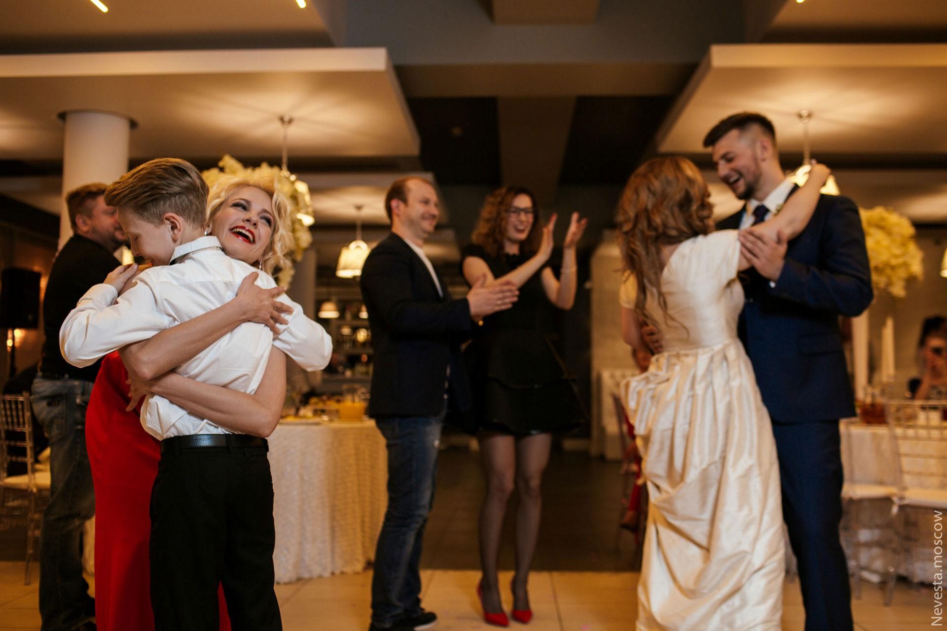 Свадьба Анастасии Денисовой и Богдана  фото 23