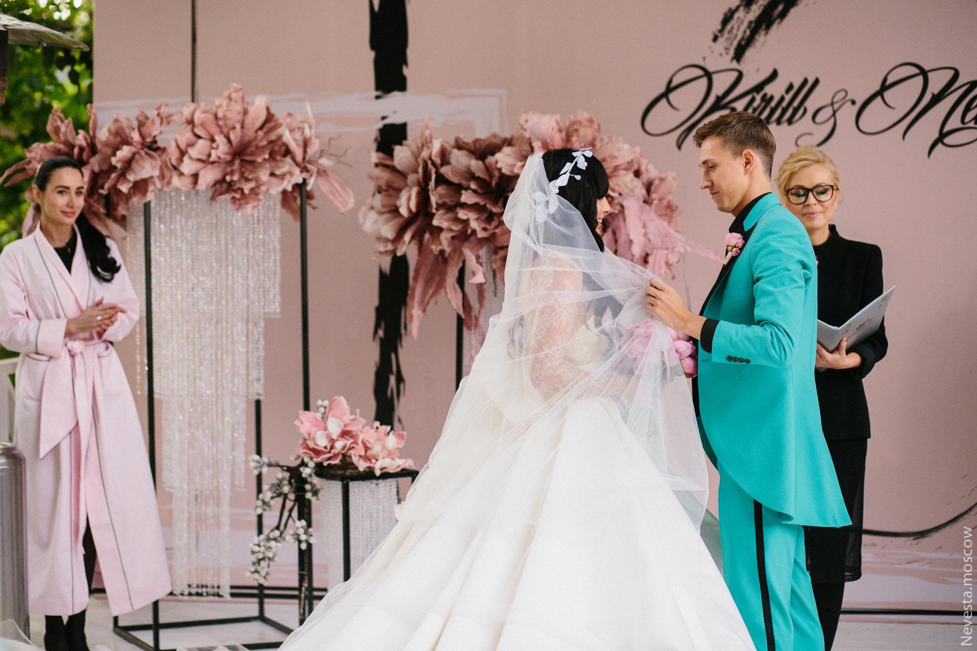 Свадьба Нелли Ермолаевой и Кирилла Андреева фото 28
