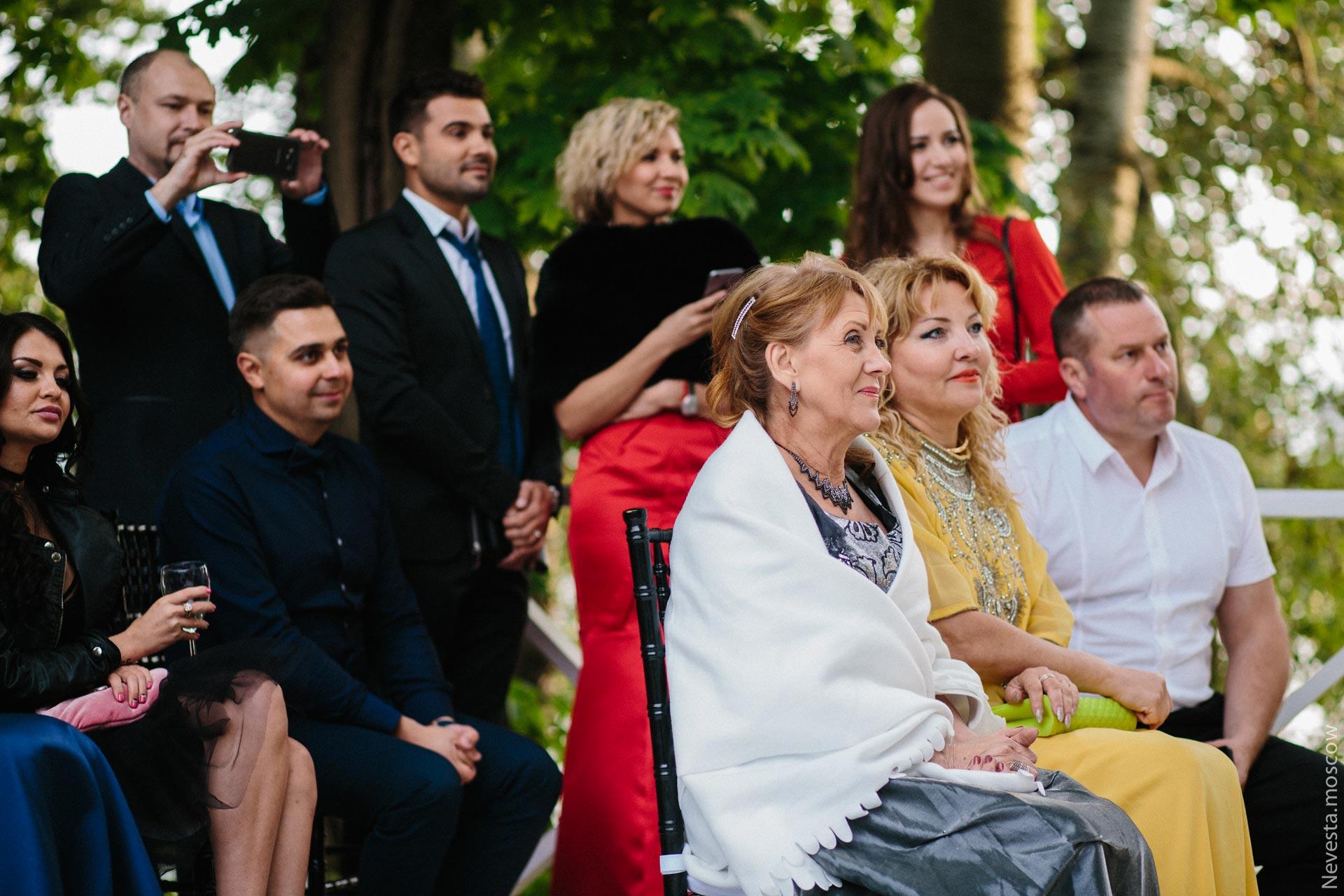 Свадьба Нелли Ермолаевой и Кирилла Андреева фото 30