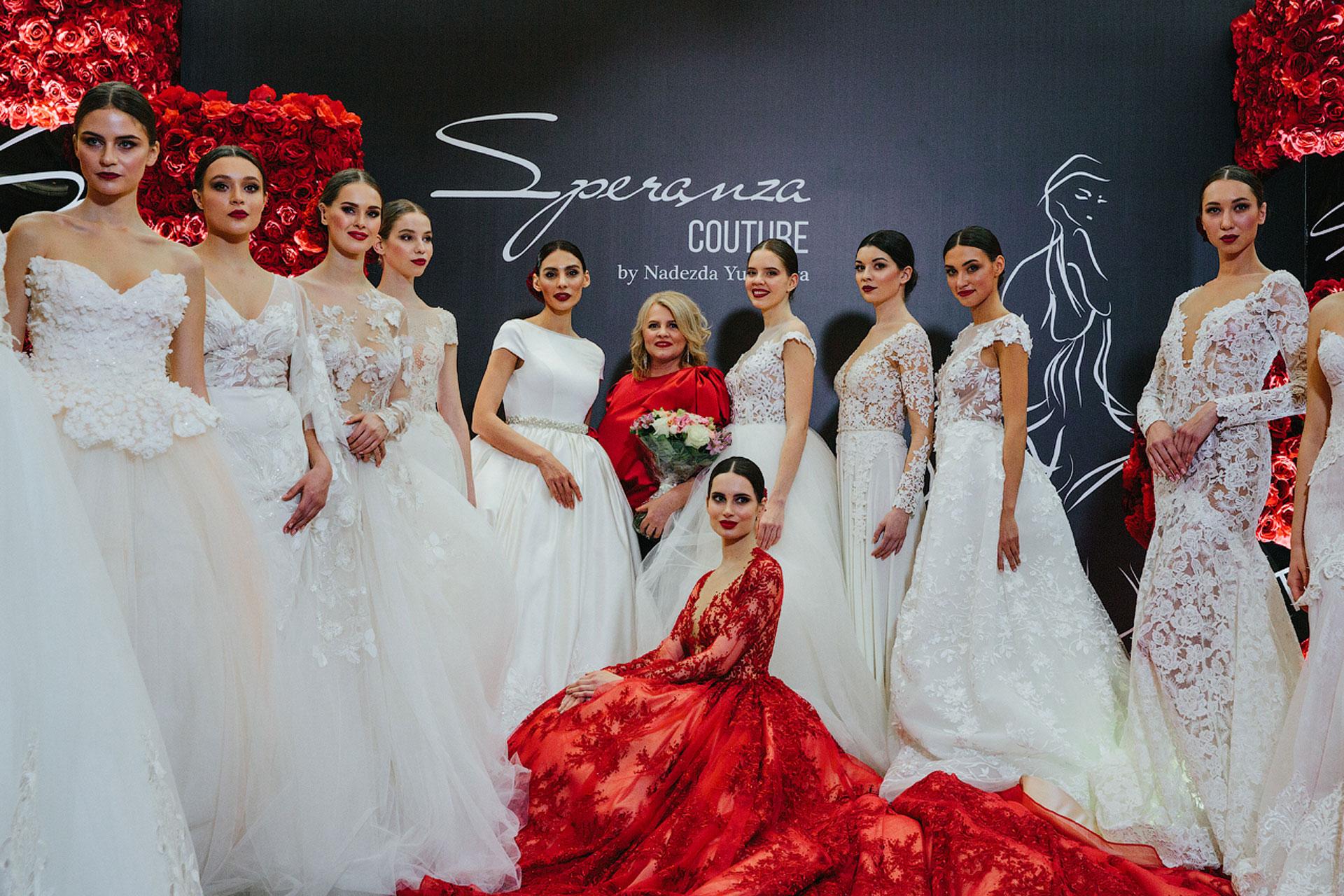 Коллекция «Любовь и страсть» от Speranza Couture фото 2