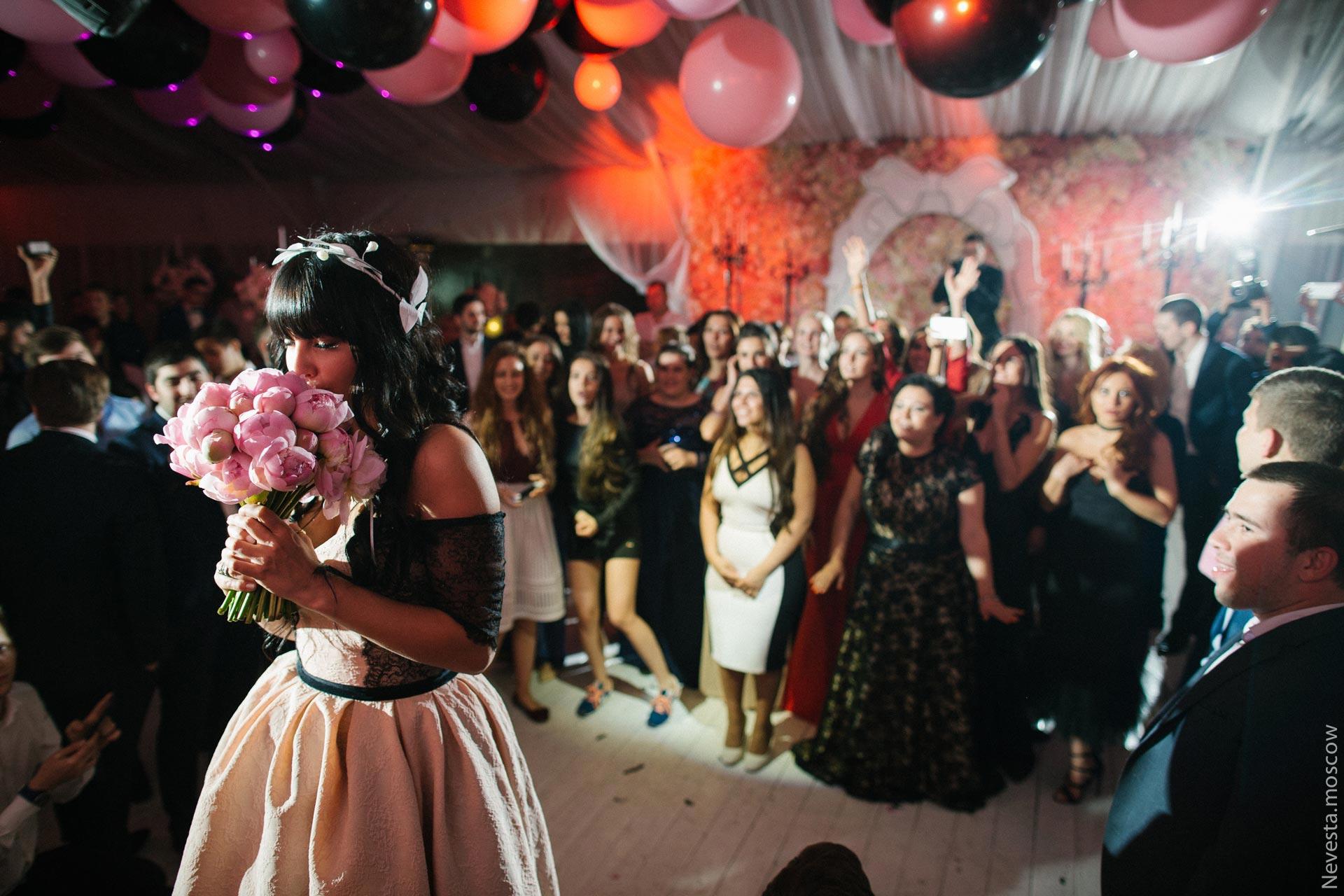 Свадьба Нелли Ермолаевой и Кирилла Андреева фото 57