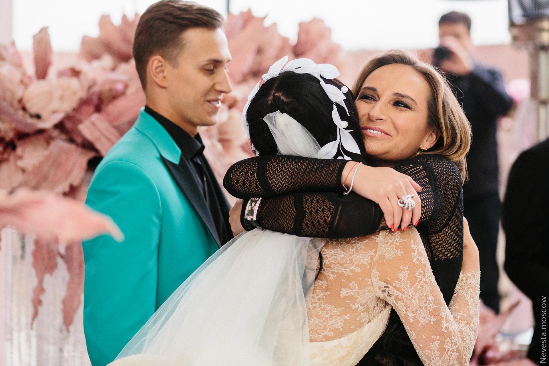 Свадьба Нелли Ермолаевой и Кирилла Андреева фото 35
