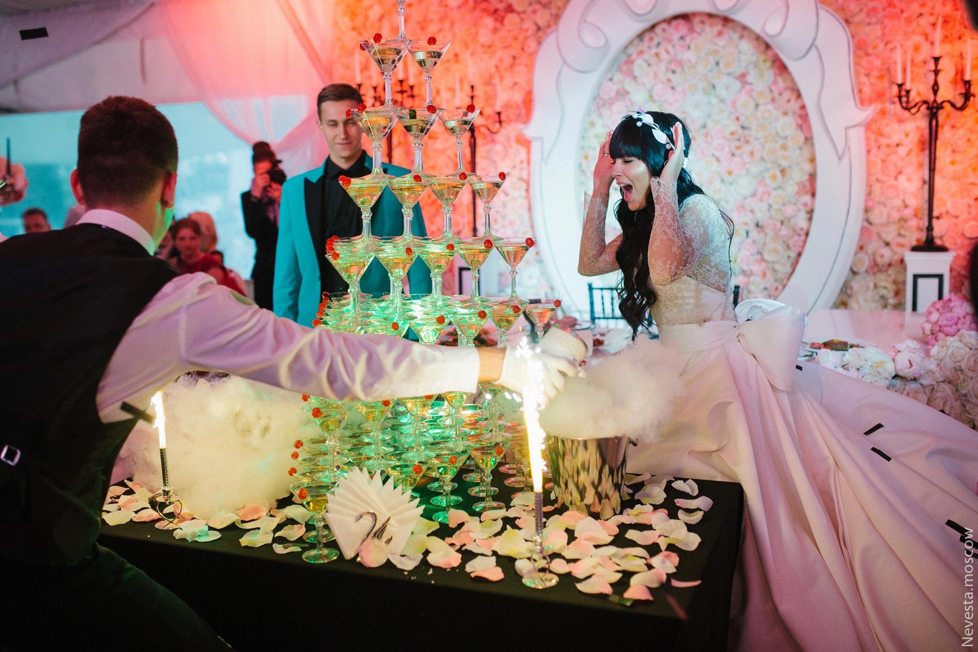 Свадьба Нелли Ермолаевой и Кирилла Андреева фото 37