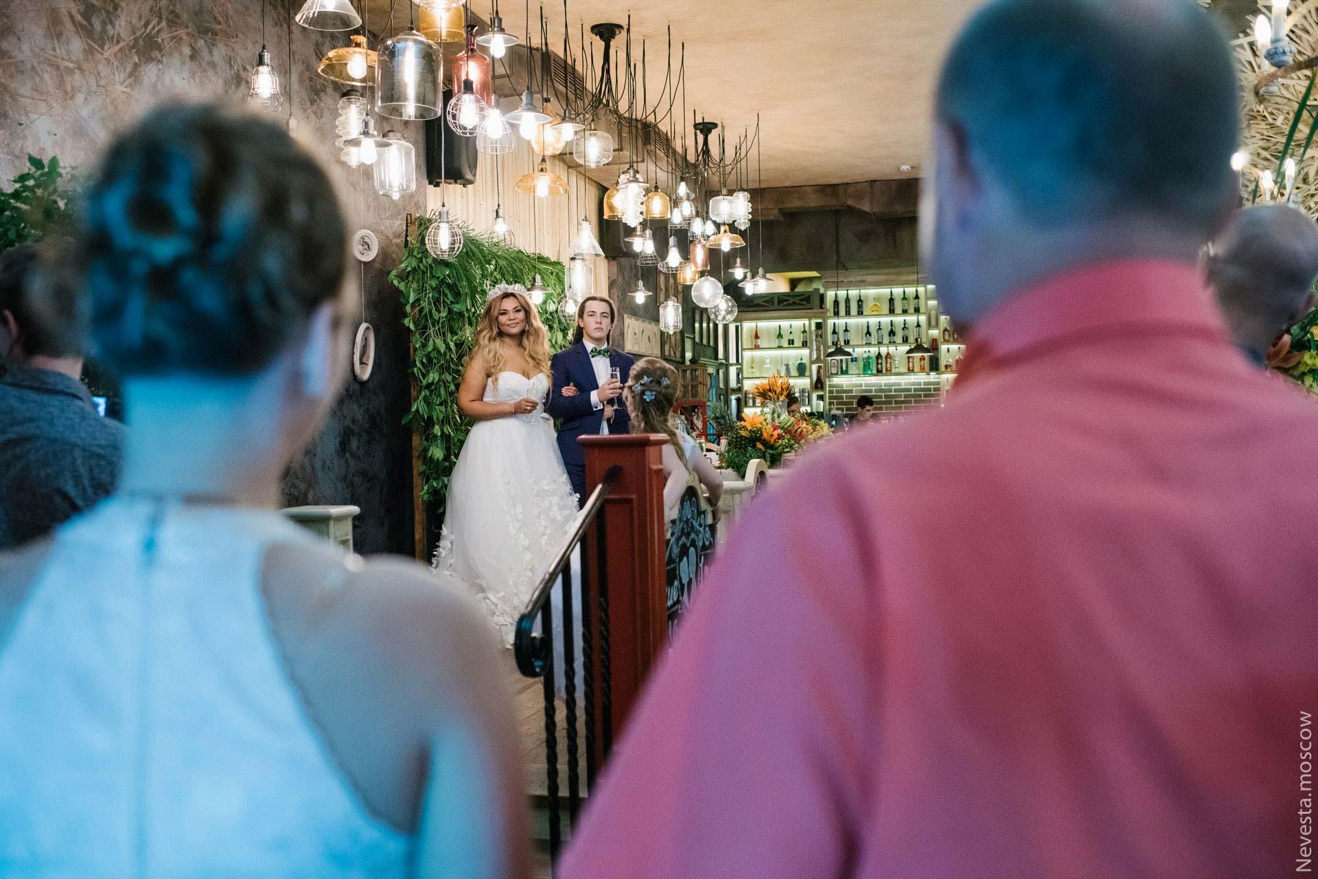 Экзотическая Ямайка. Свадьба Корнелии Манго и Богдана Дюрдя фото 32