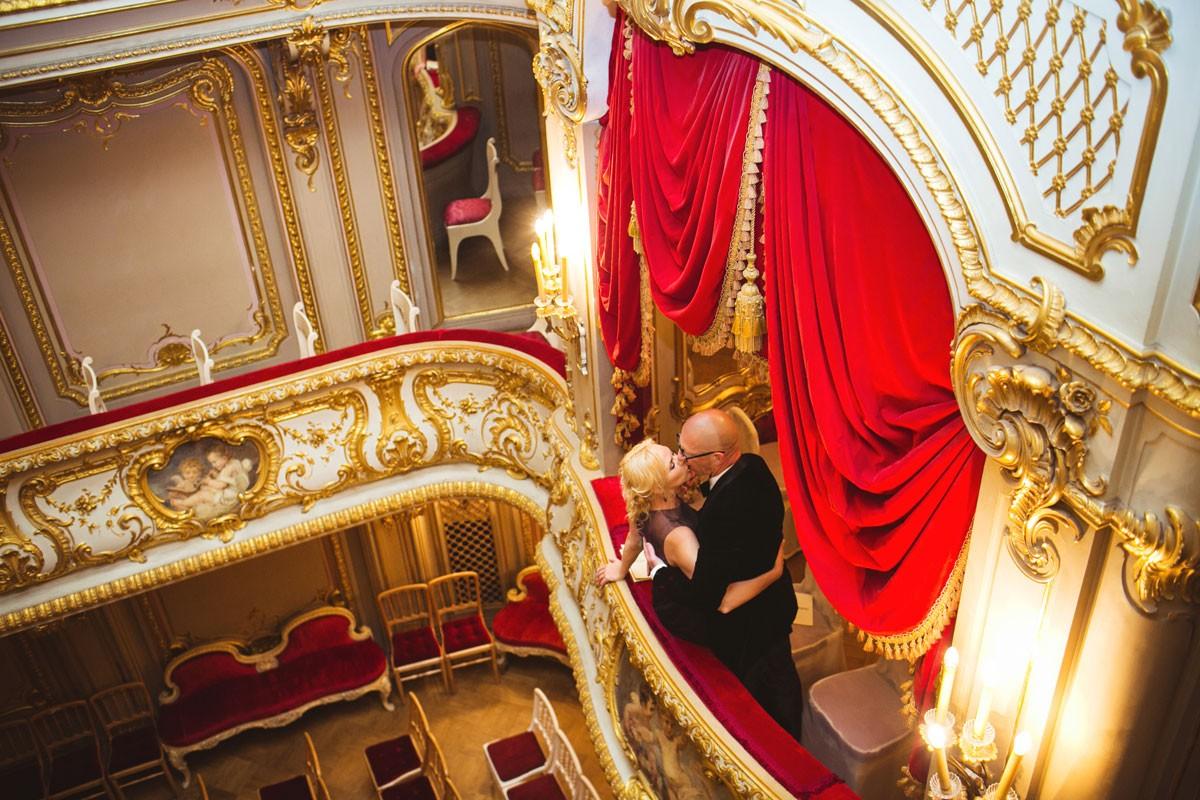 Агентство Art Jam: свадьбы в Санкт-Петербурге  фото 13