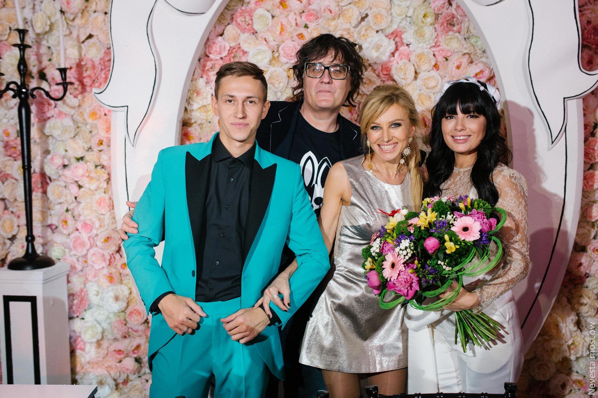 Свадьба Нелли Ермолаевой и Кирилла Андреева фото 45