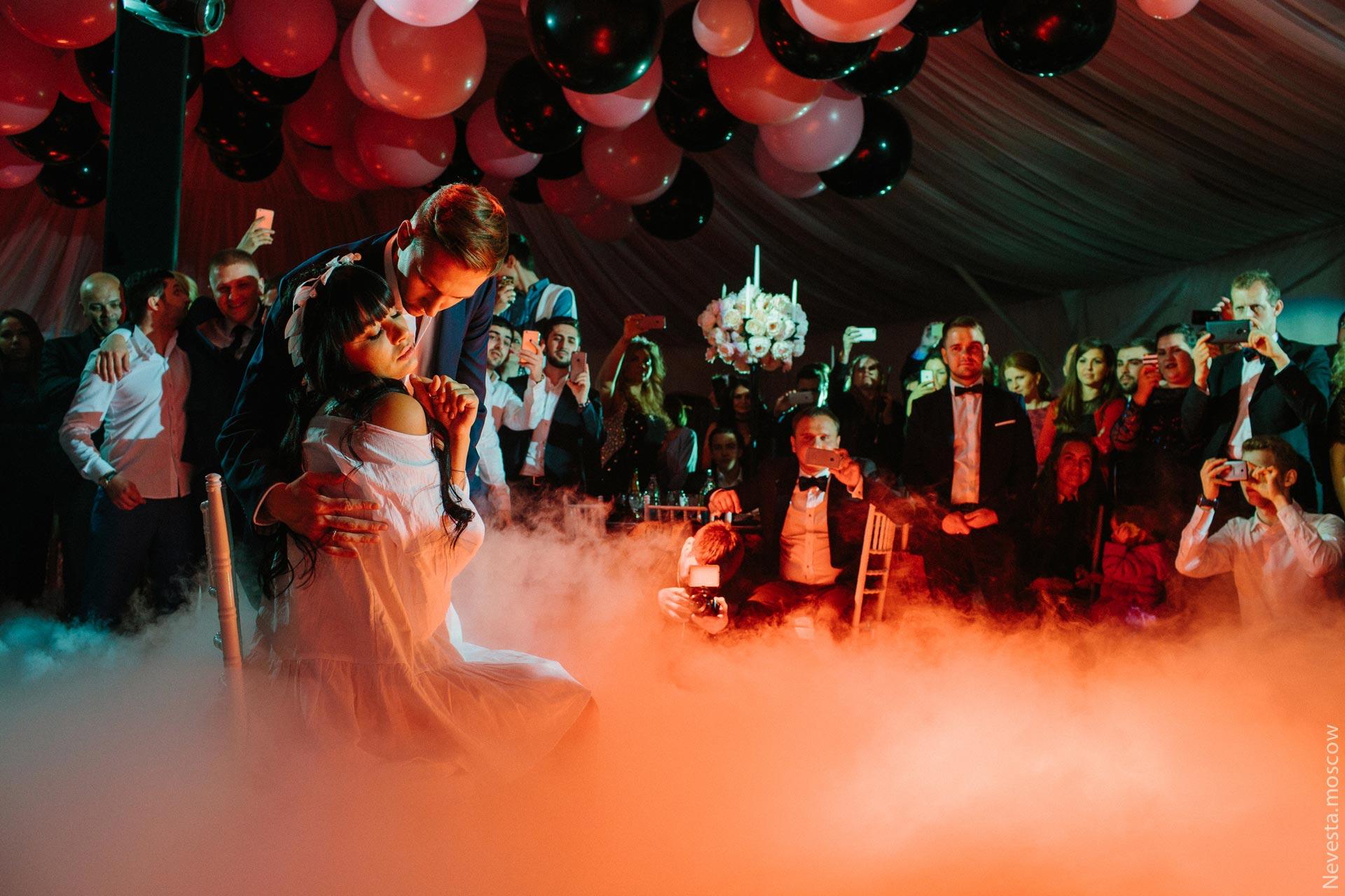 Свадьба Нелли Ермолаевой и Кирилла Андреева фото 50